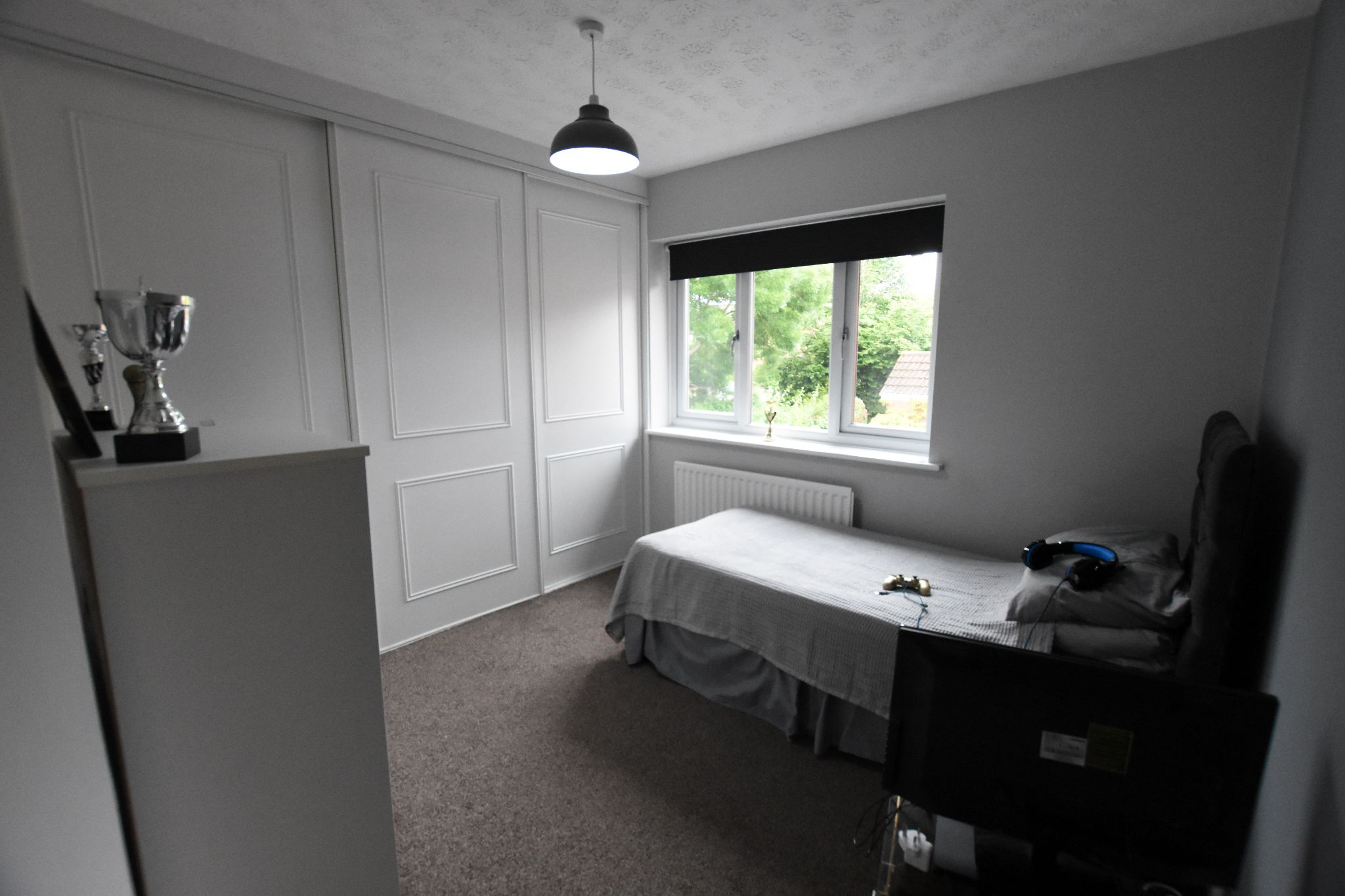 3 bedroom detached house Sold STC in Preston - Bedroom 2
