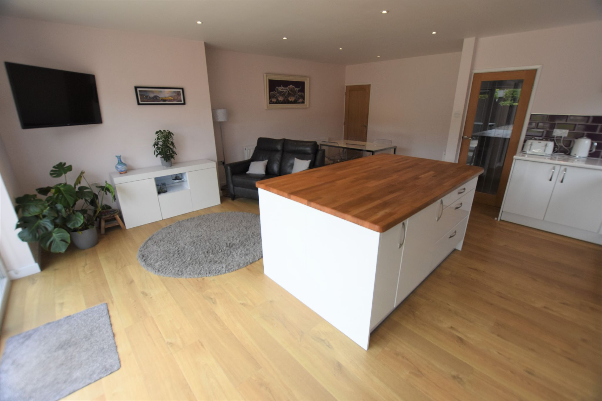 4 bedroom semi-detached bungalow Sold STC in Preston - Kitchen Diner