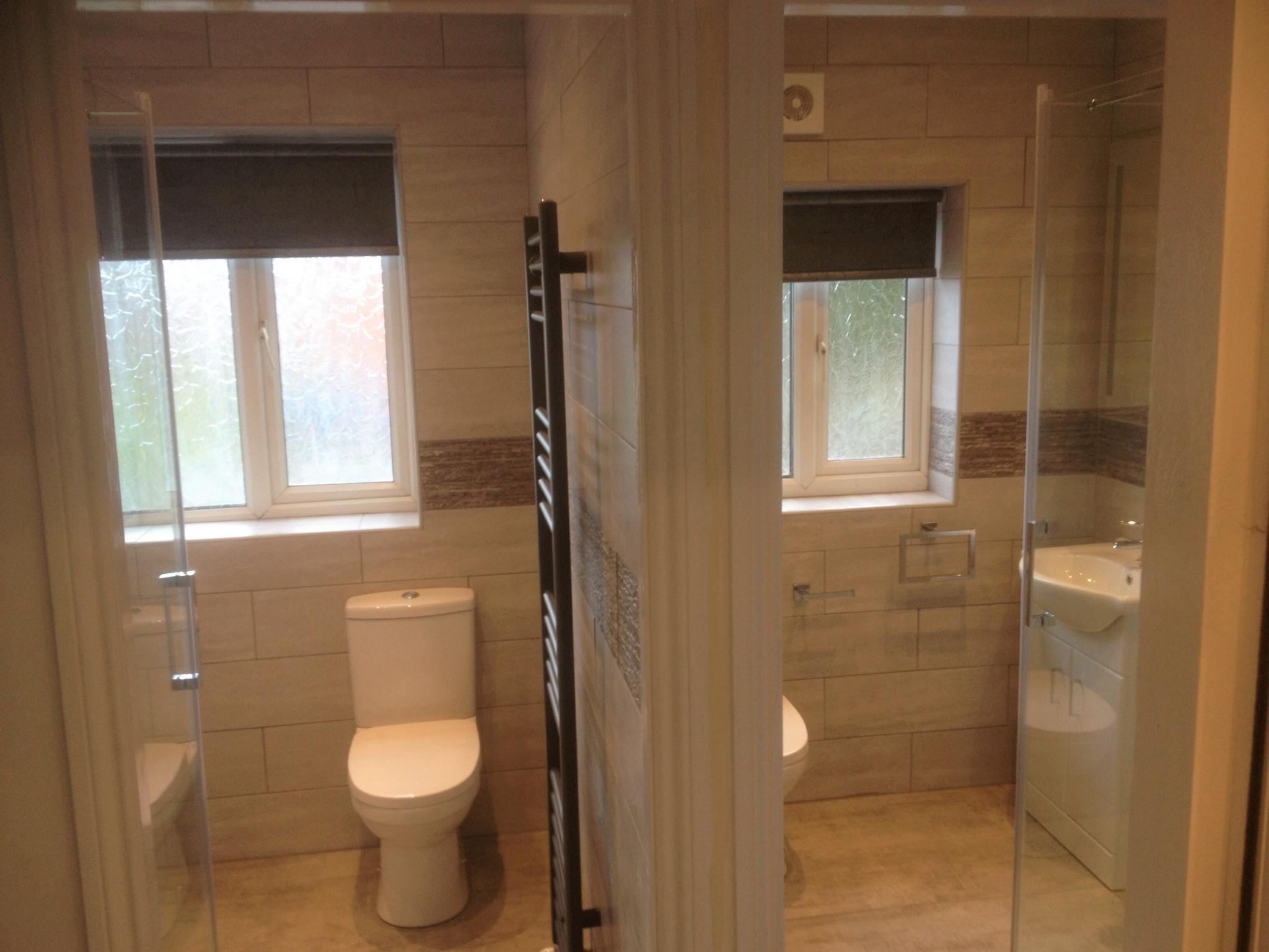 1 Bedroom Semi-detached House To Rent - Shower Room