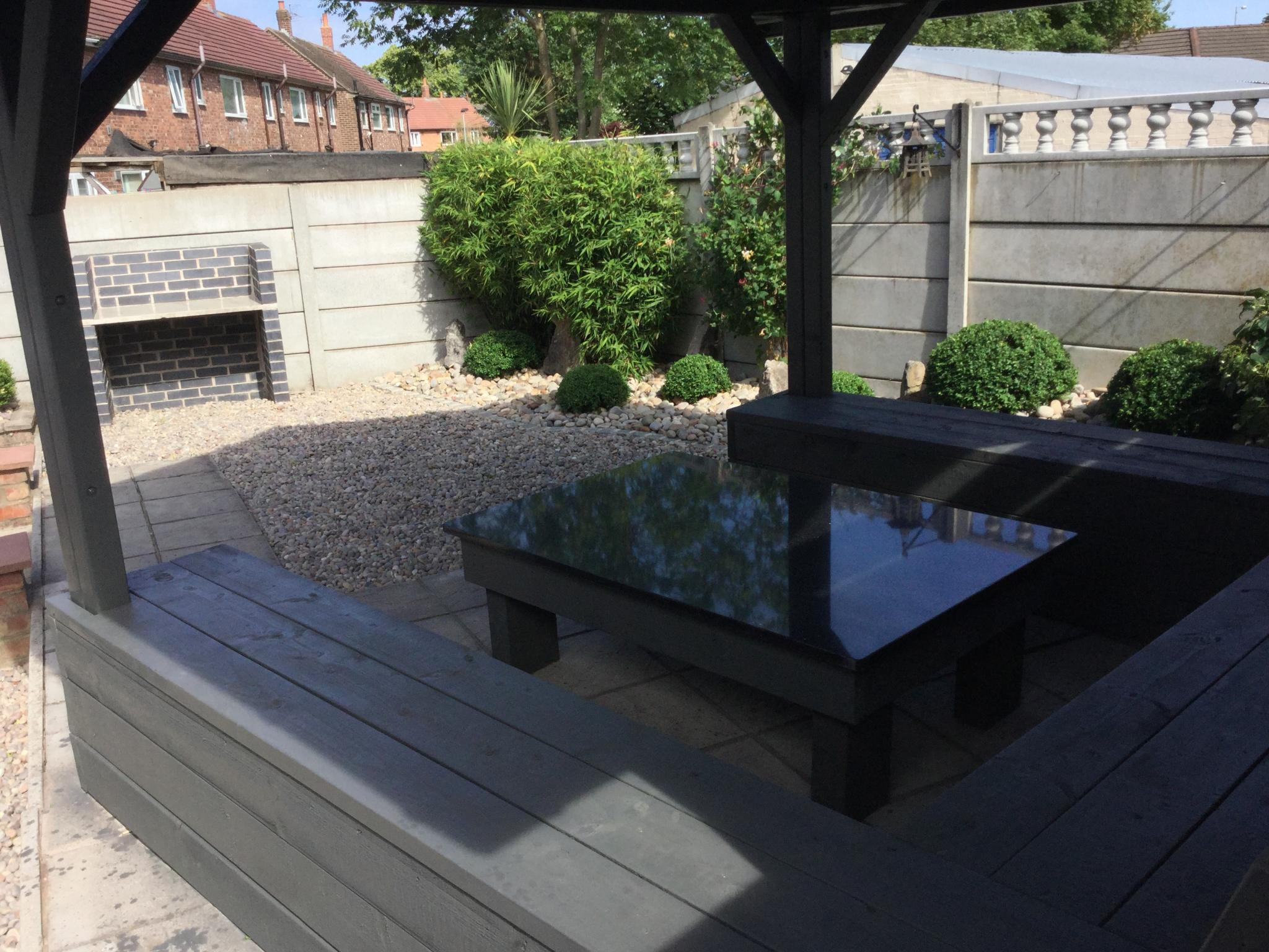 1 Bedroom Semi-detached House To Rent - Rear