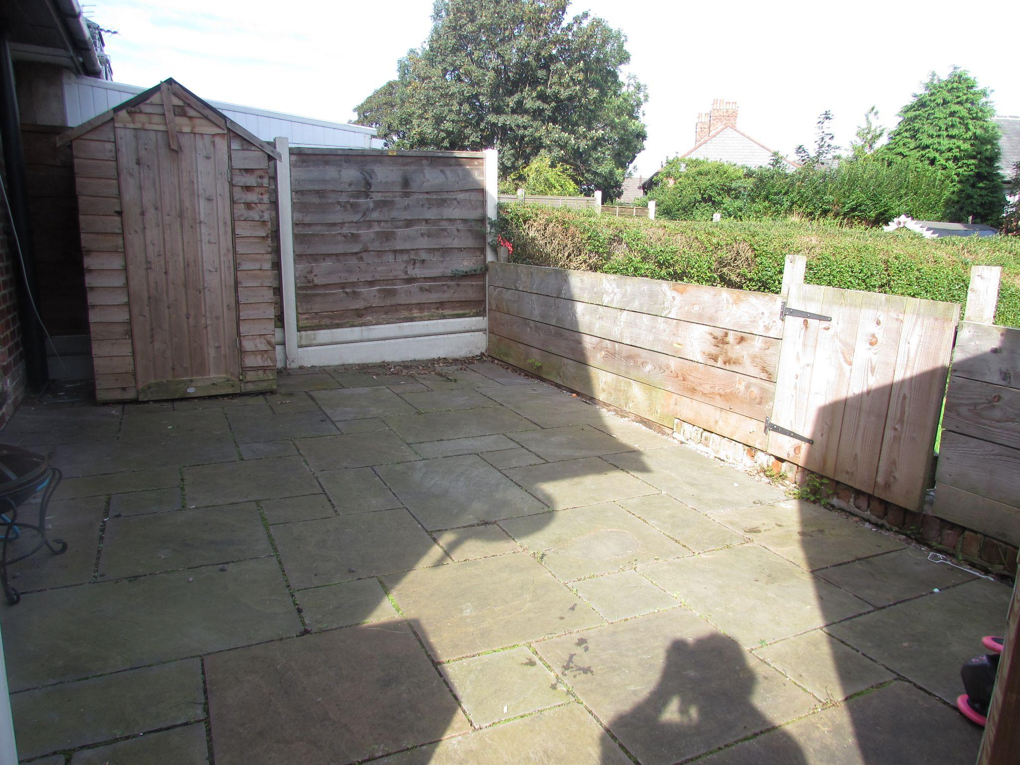 3 Bedroom Semi-detached House For Sale - Patio Area