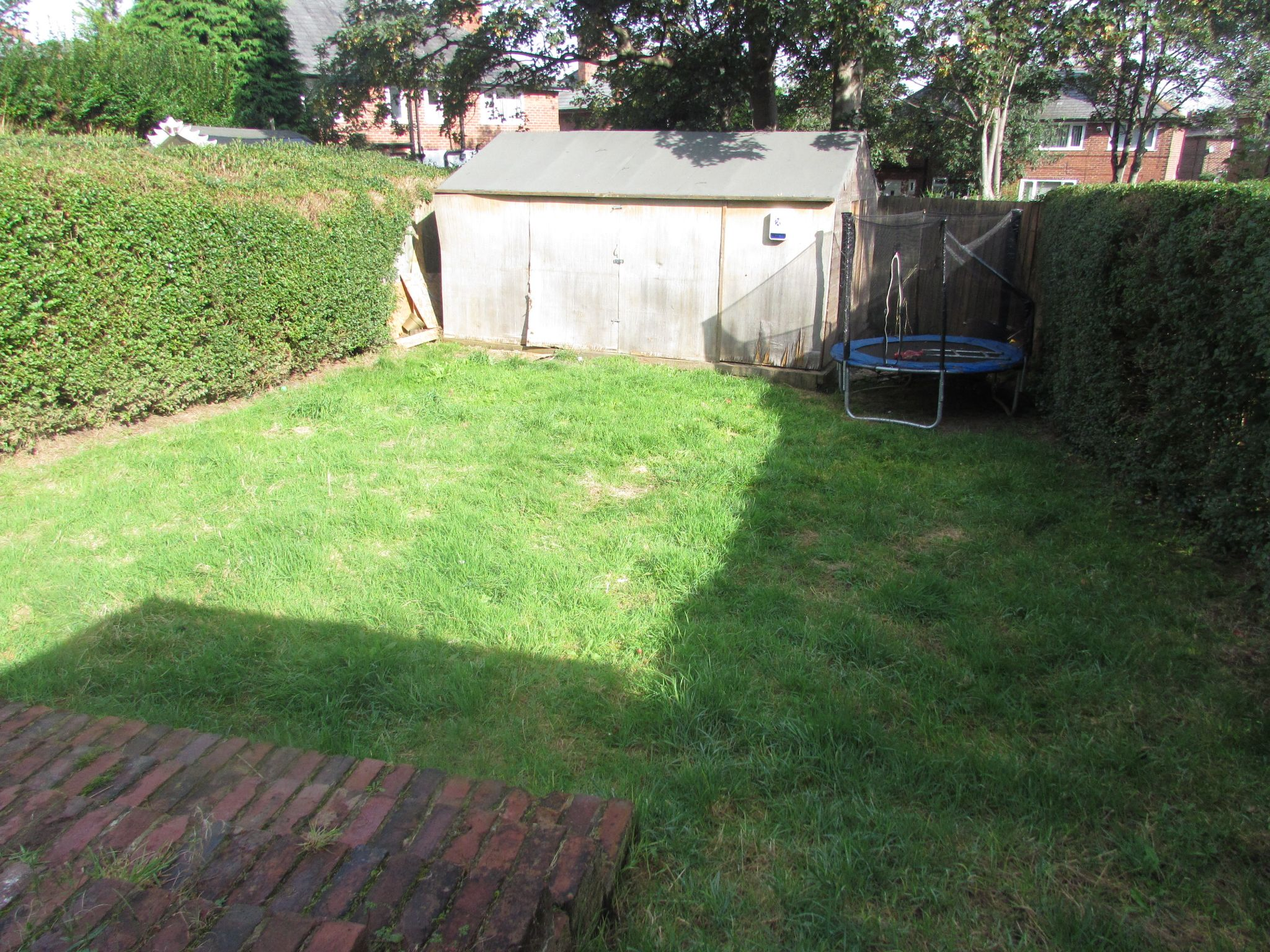 3 Bedroom Semi-detached House For Sale - Rear