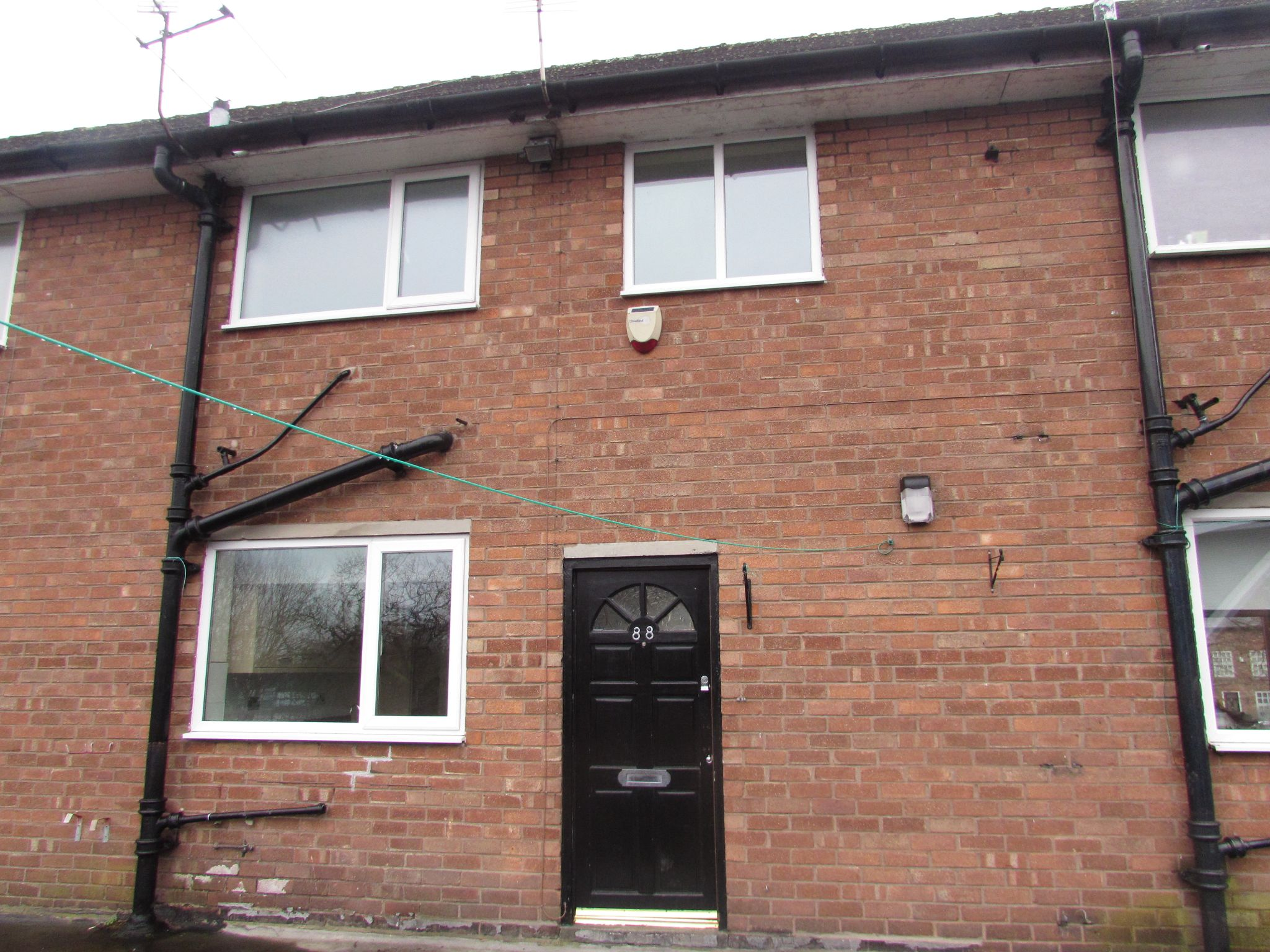 2 Bedroom Duplex Flat/apartment To Rent - Front