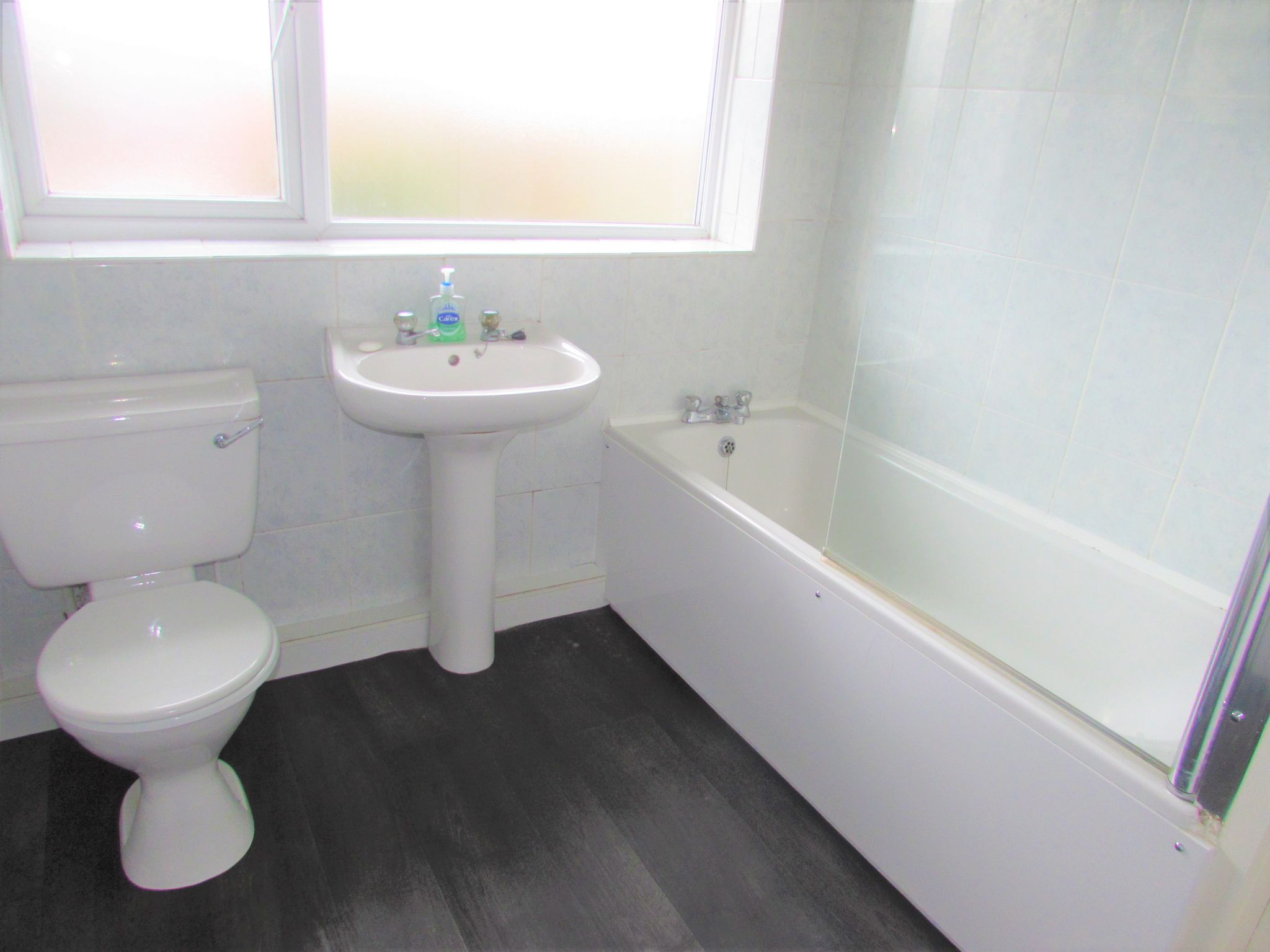 2 Bedroom Duplex Flat/apartment To Rent - Bathroom