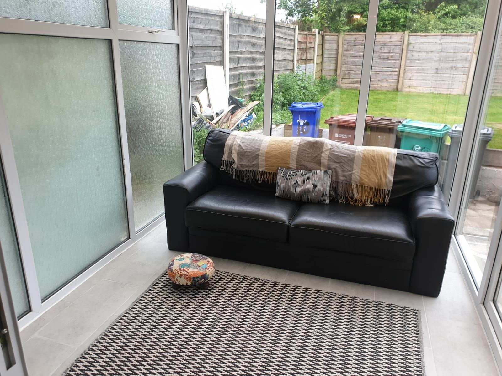 3 Bedroom Mid Terraced House For Sale - Conservatory
