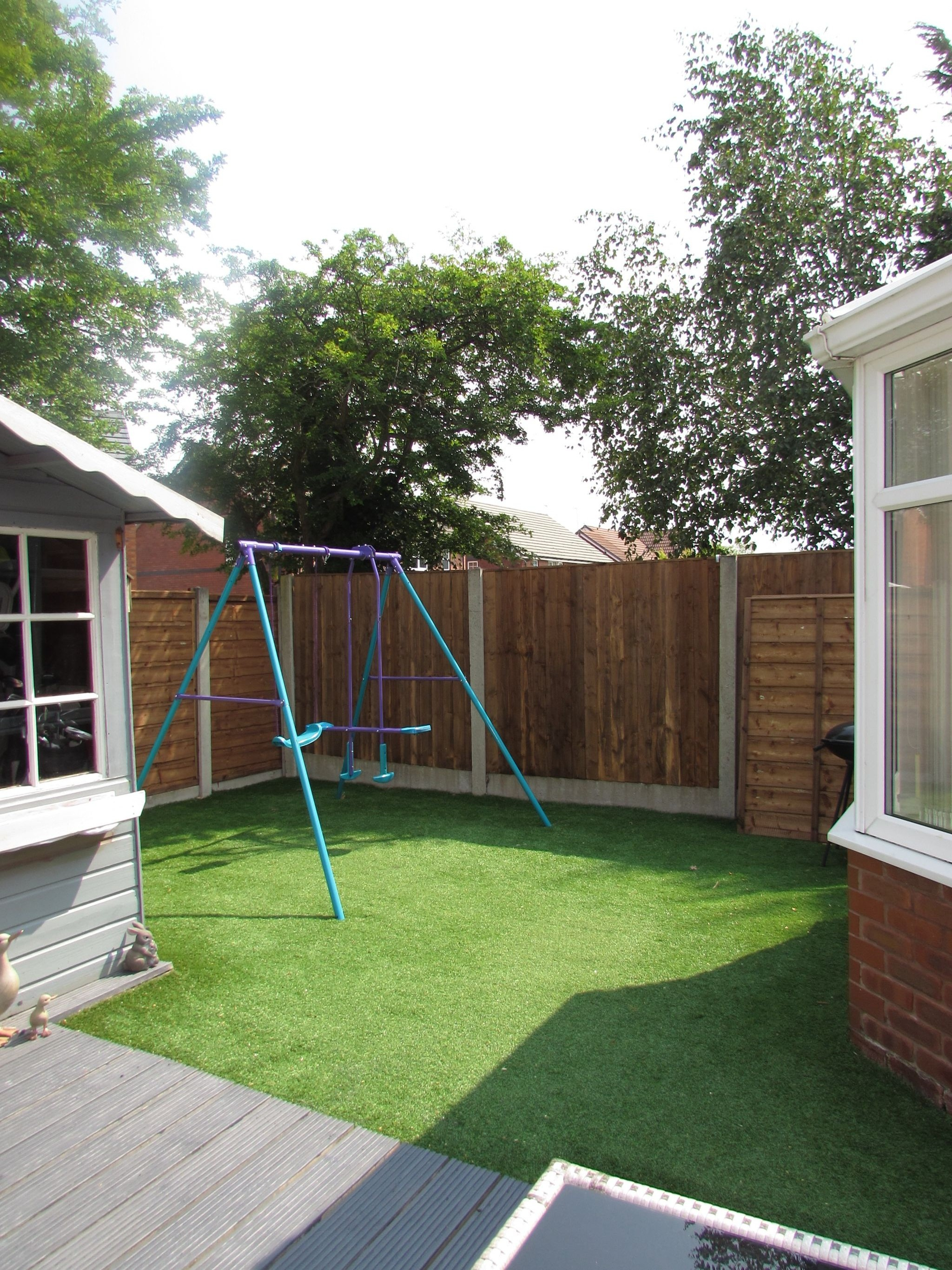 2 Bedroom Semi-detached House For Sale - Garden