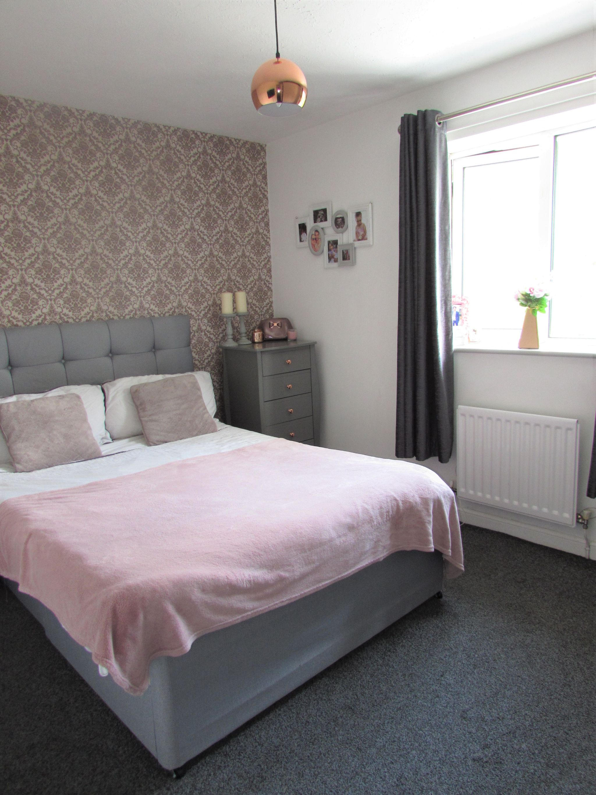 2 Bedroom Semi-detached House For Sale - Master Bedroom