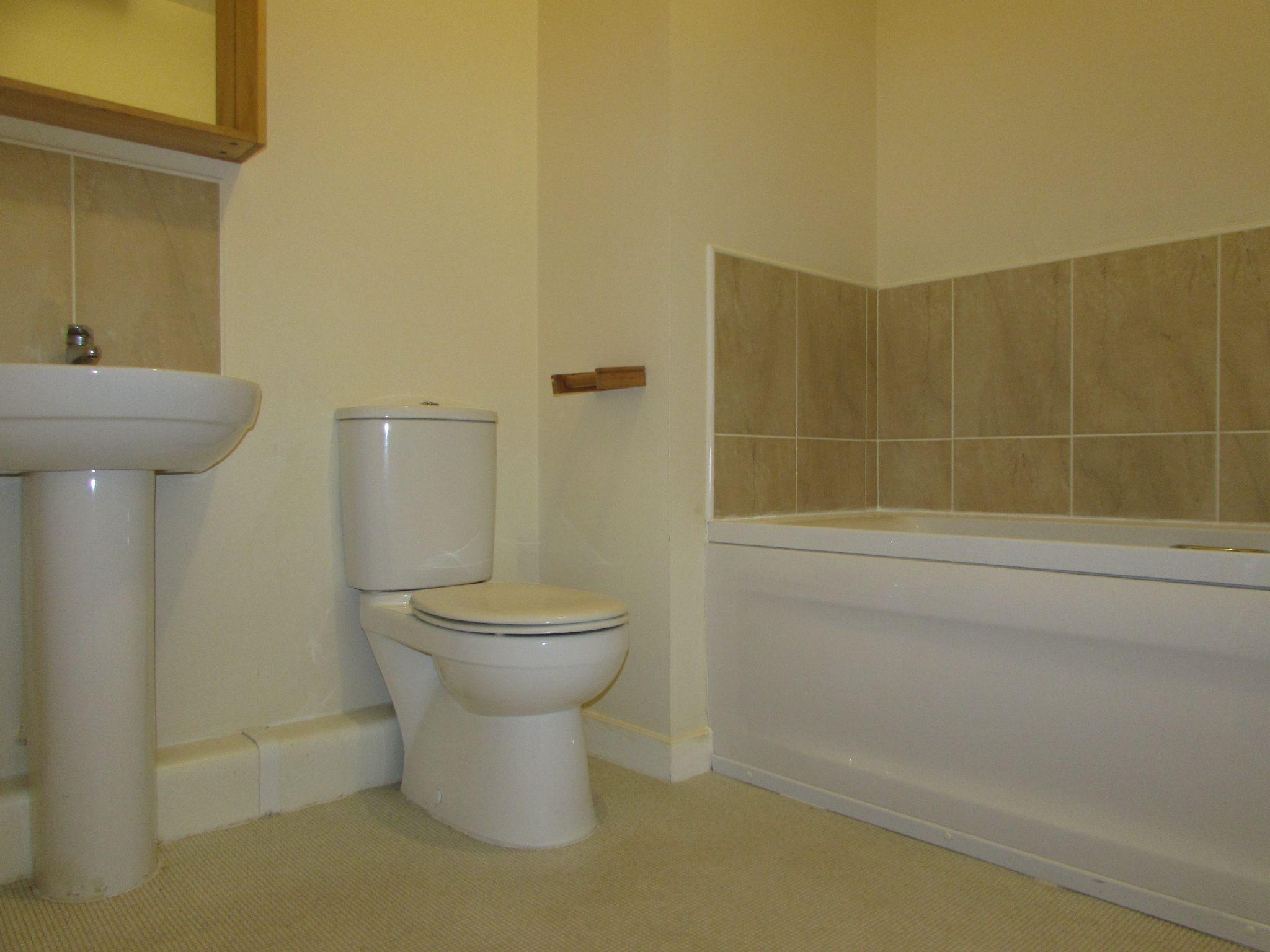 2 Bedroom Apartment Flat/apartment To Rent - Bathroom