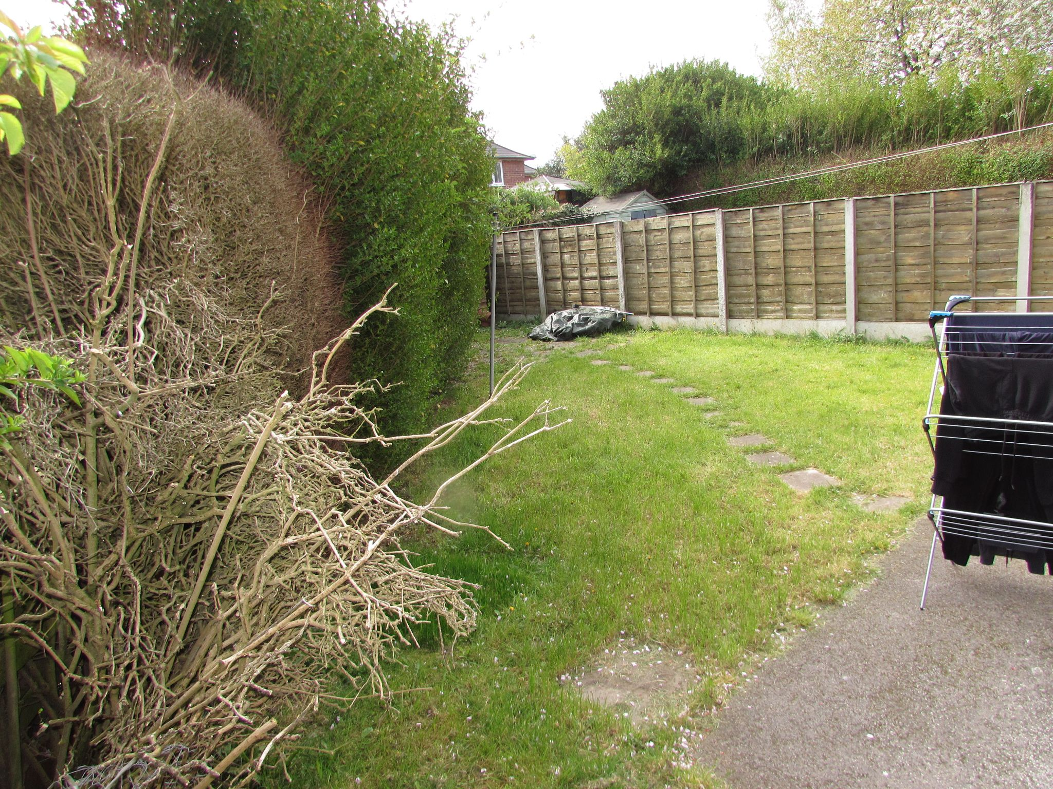 3 Bedroom Semi-detached House To Rent - Rear
