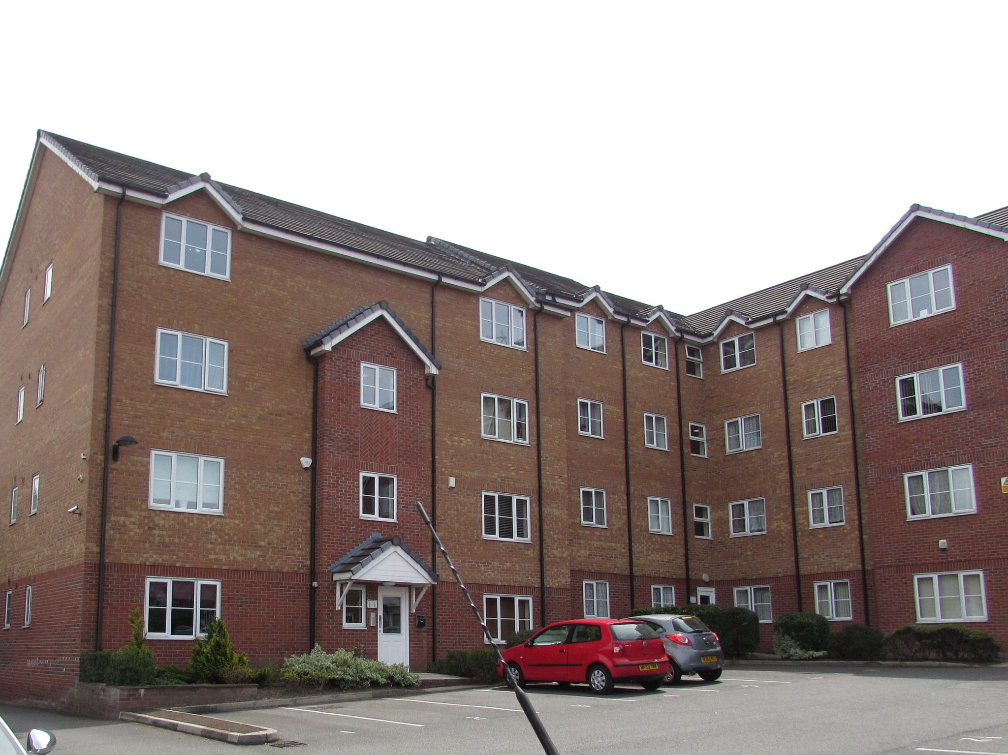 2 Bedroom Flat Flat/apartment To Rent - Front