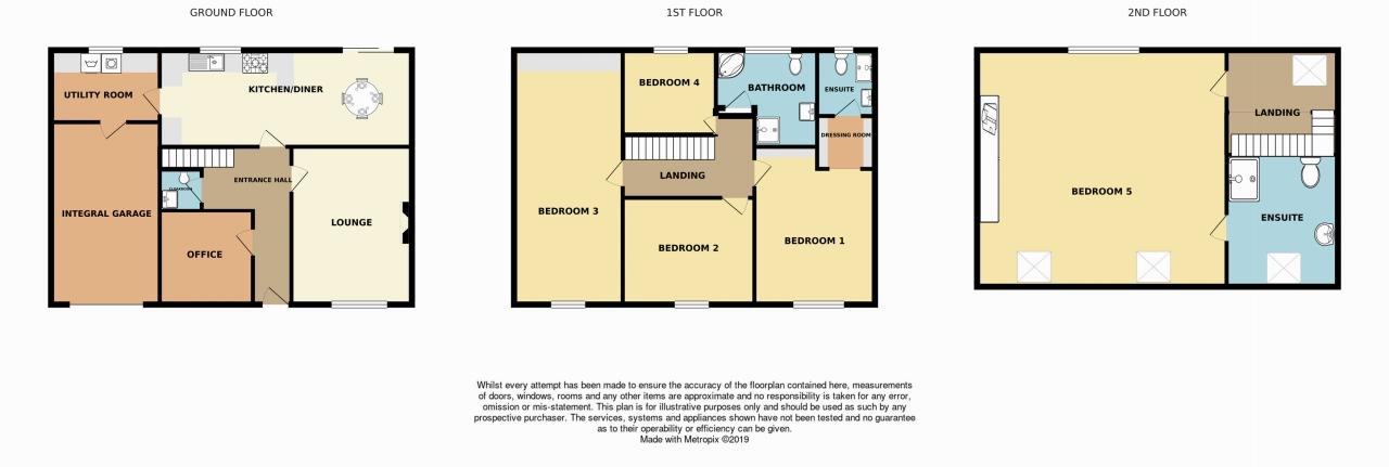 5 Bedroom Detached House For Sale 4 Cransley Close Image 20