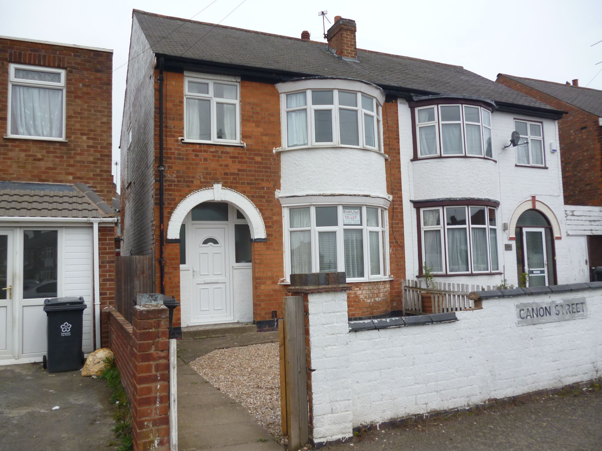 3 Bedroom Semi-detached House To Let 176 Canon Street Main Image