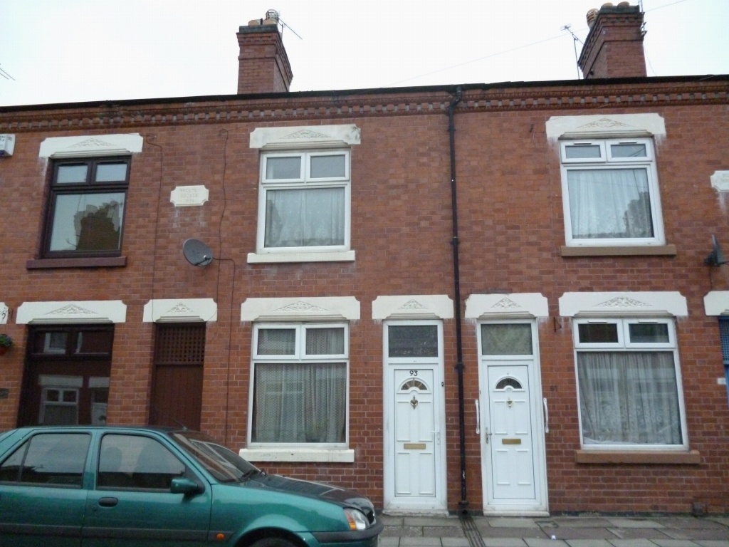 2 bedroom mid terraced house SSTC in Leicester - Photograph 1.