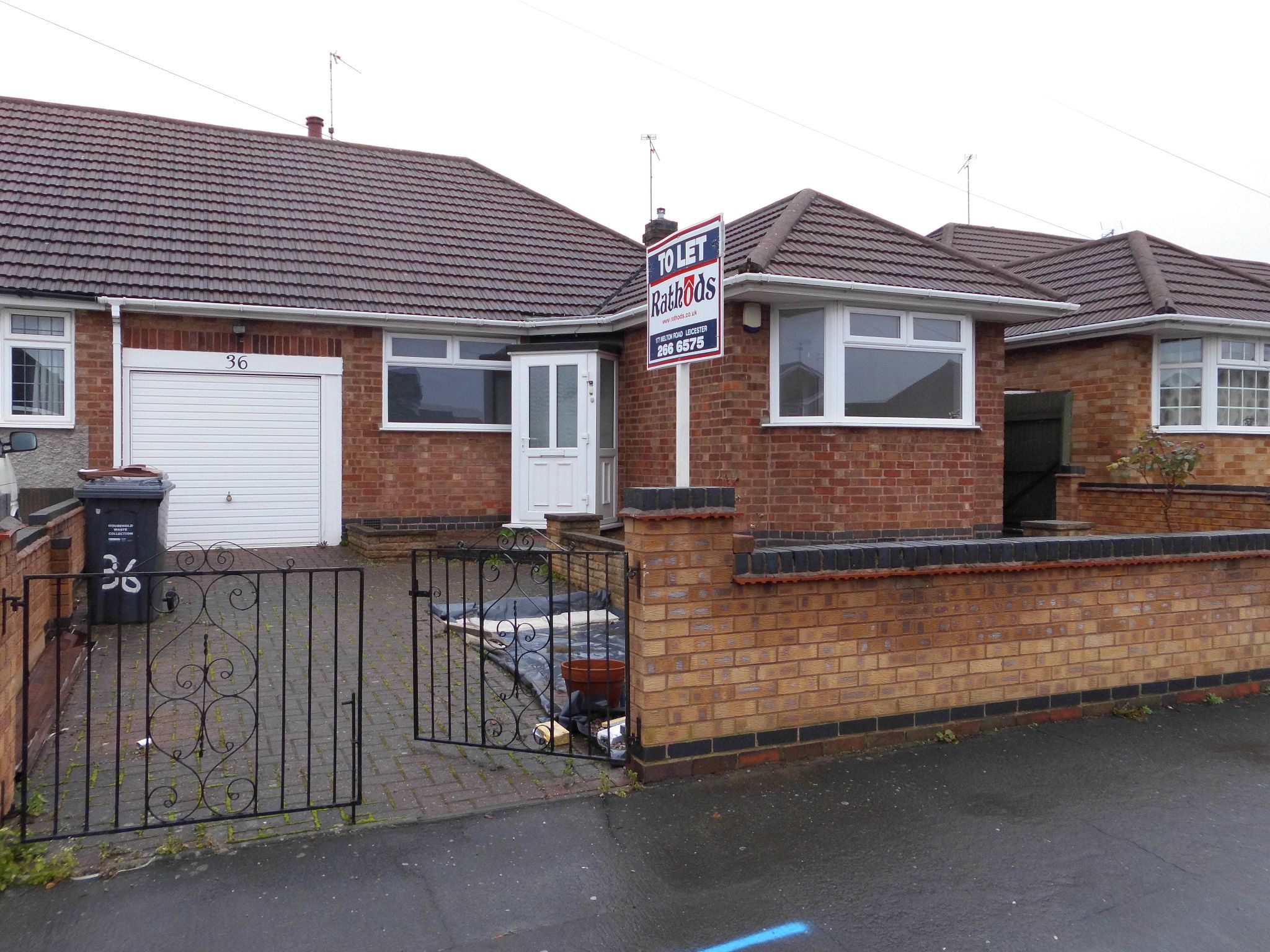 3 Bedroom Semi-detached Bungalow To Let 36 Southdown Drive Main Image