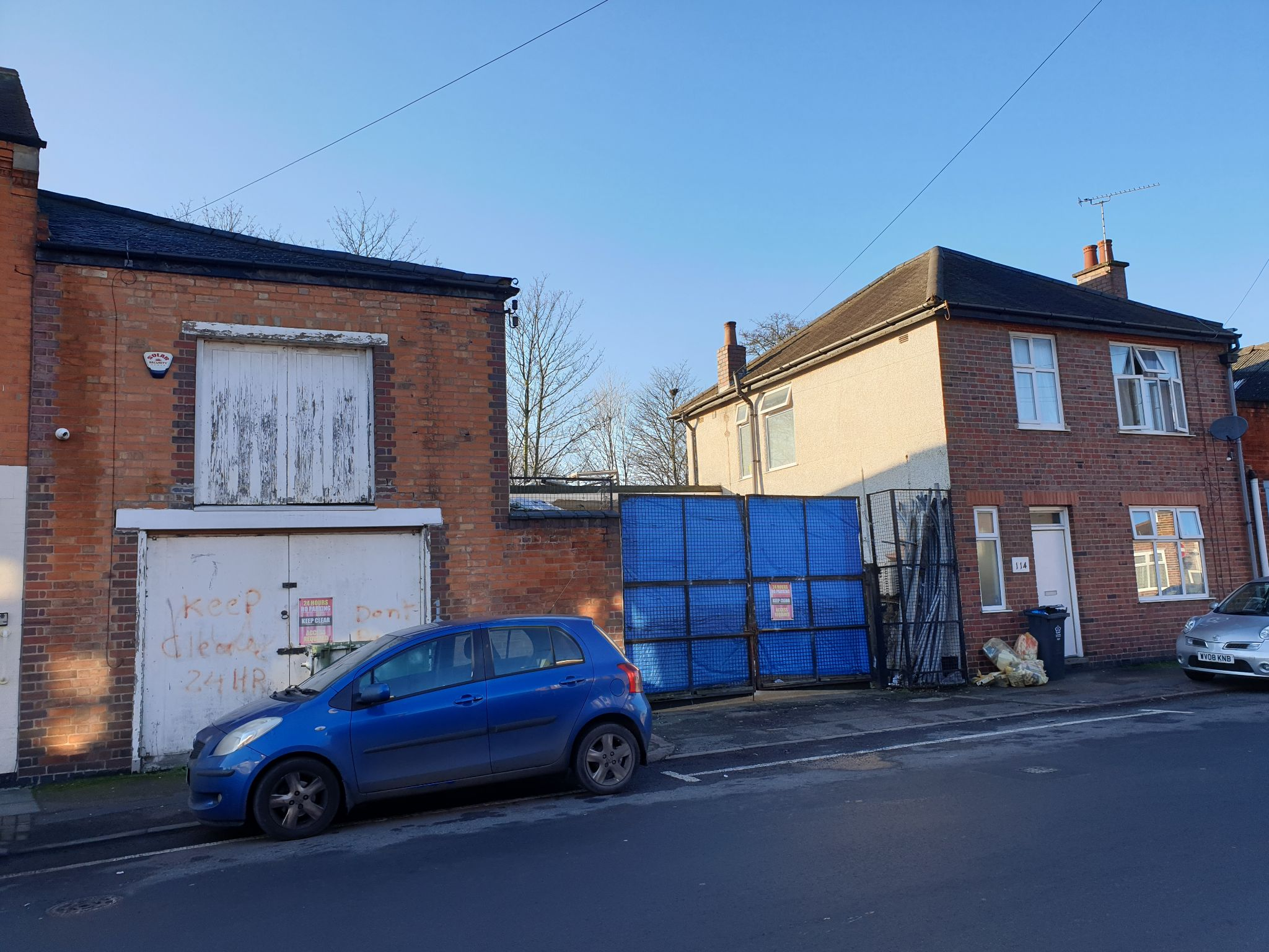 Industrial Units To Let 112 Marjorie Street Image 3