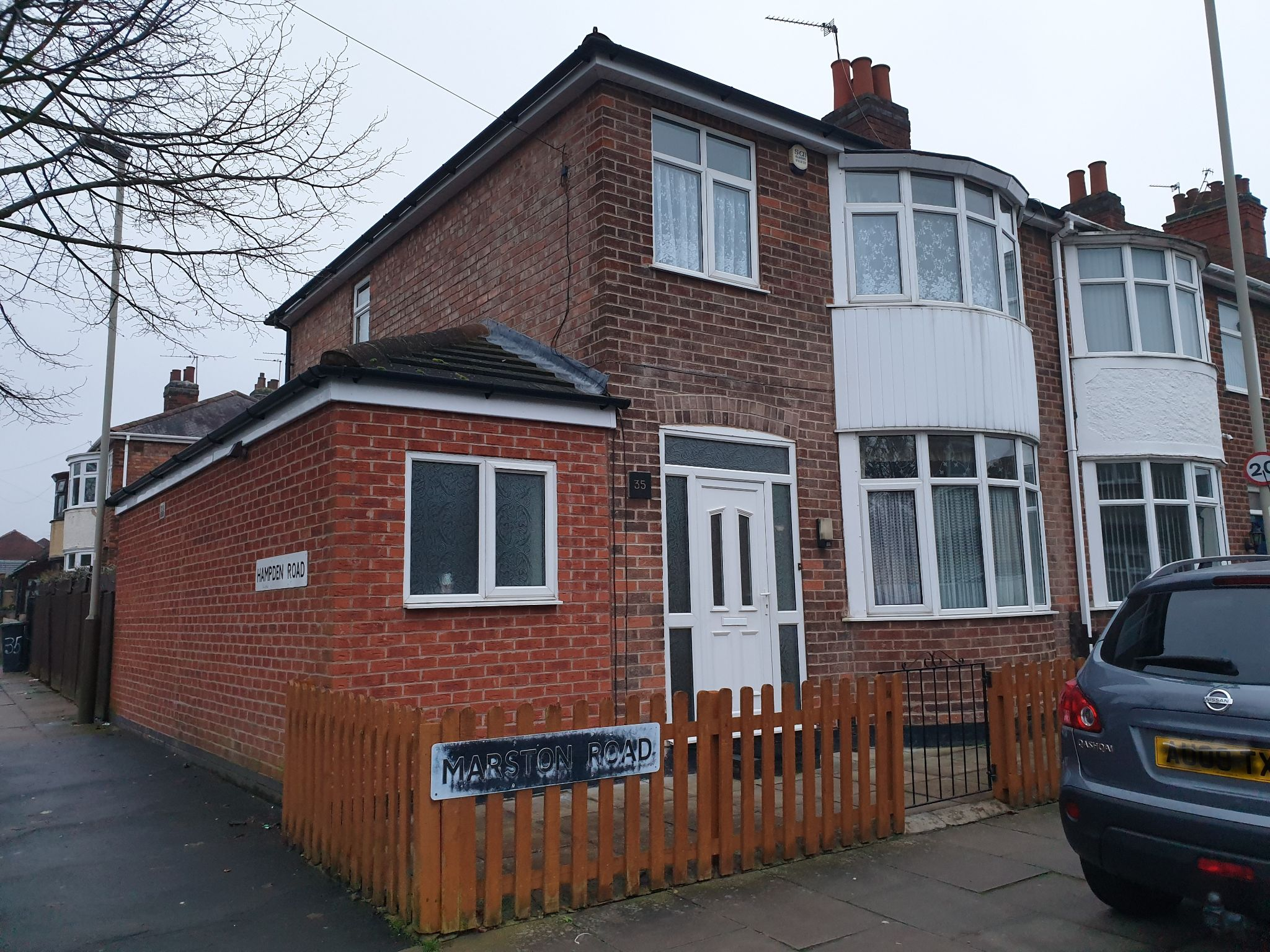 3 Bedroom End Terraced House For Sale 35 Marston Road Main Image