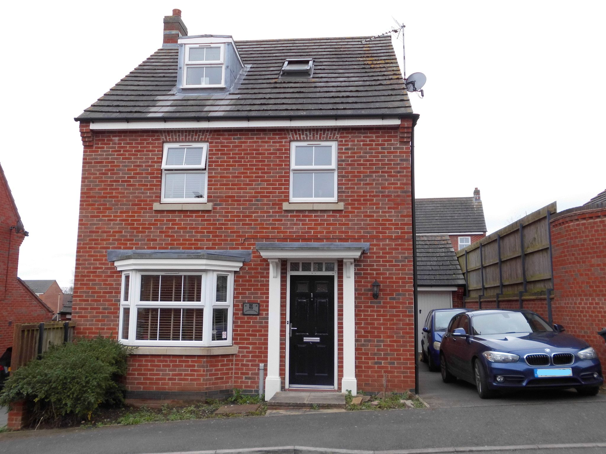 1 Copgrove Close, Leicester