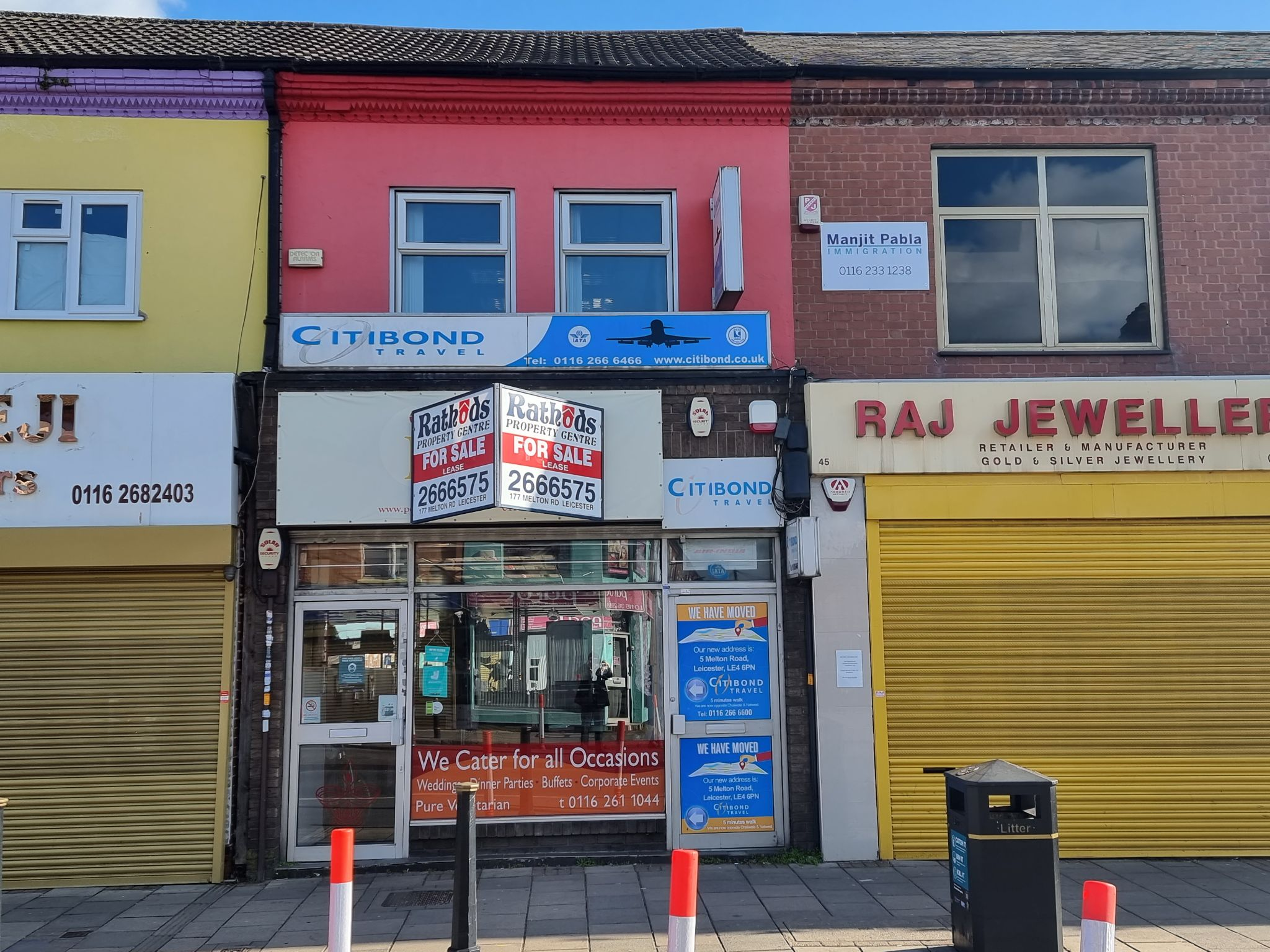 Shop For Sale in Leicester - Property photograph.