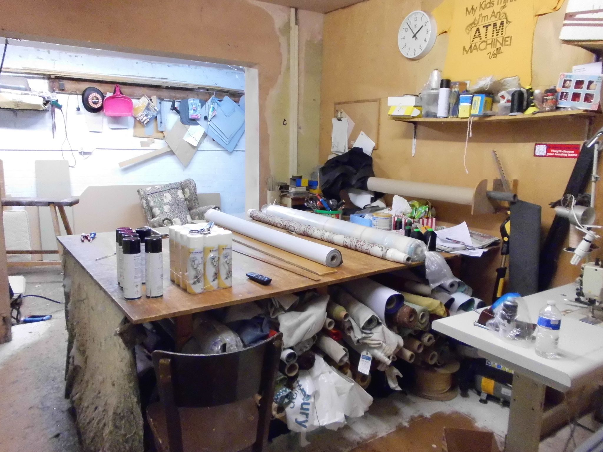 4 bedroom detached house For Sale in Leicester - Workshop.