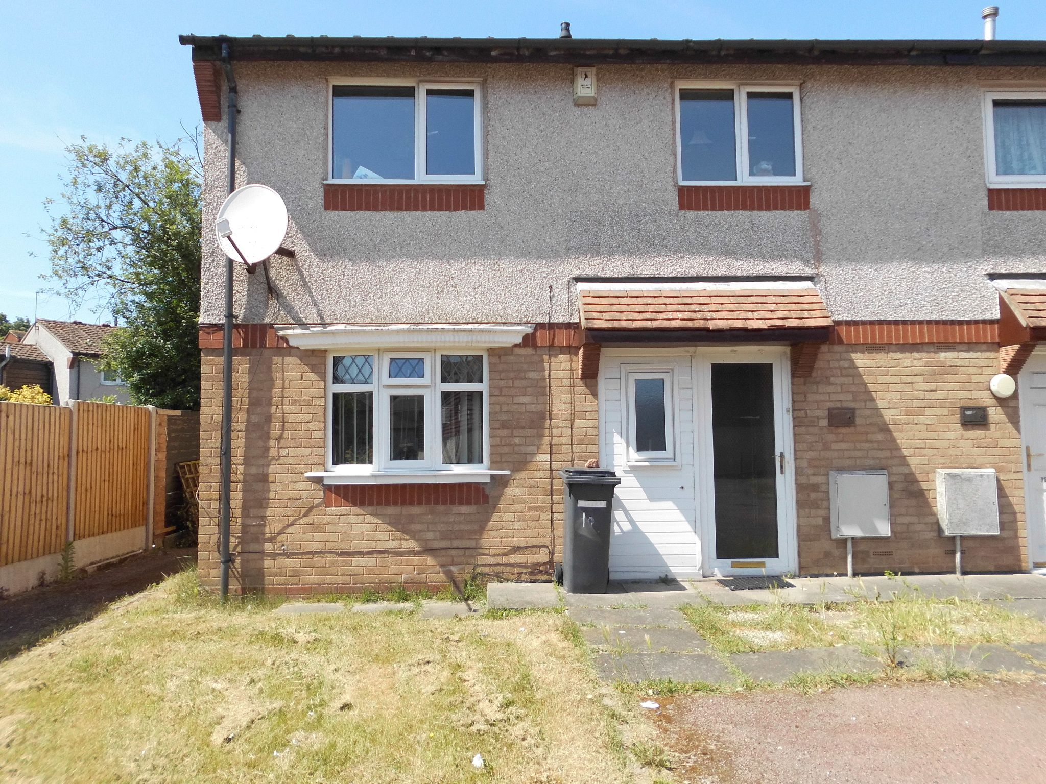 3 bedroom semi-detached house SSTC in Leicester - Photograph 1.