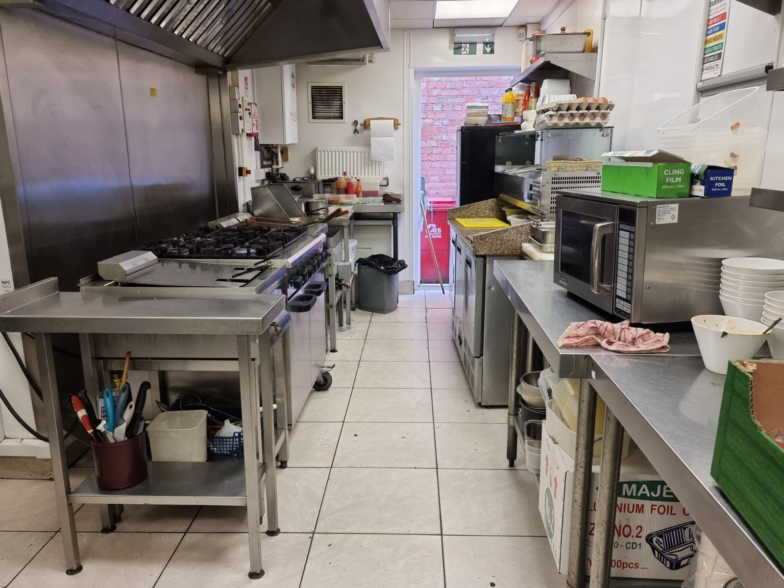 Restaurant For Sale in Leicester - Photograph 15.
