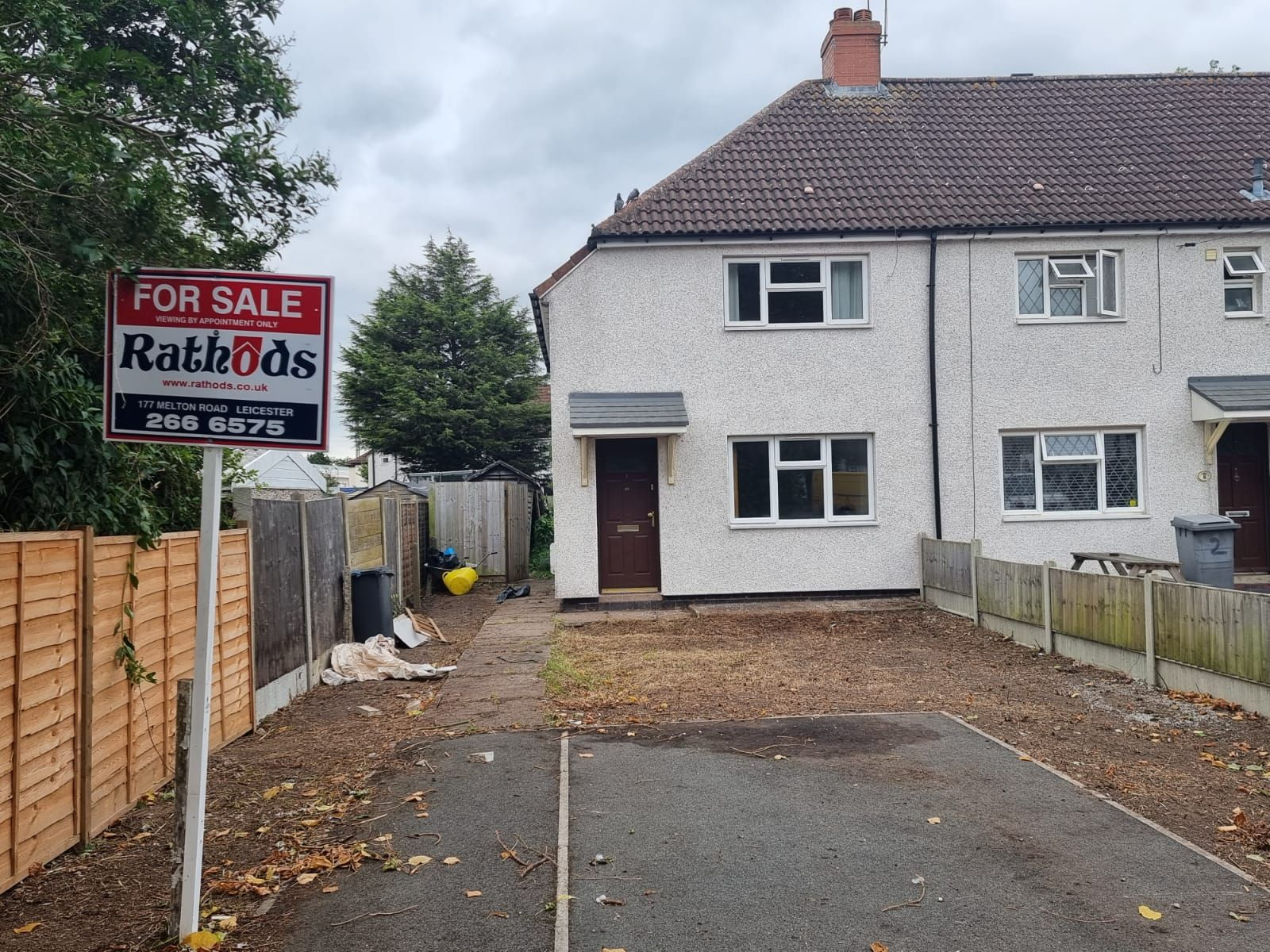2 bedroom town house For Sale in Leicester - Photograph 1.