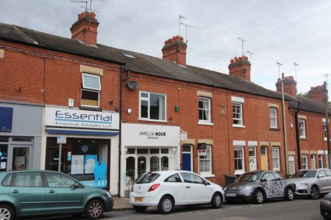 1 bedroom apartment flat/apartment To Let in Leicester - Photograph 1.