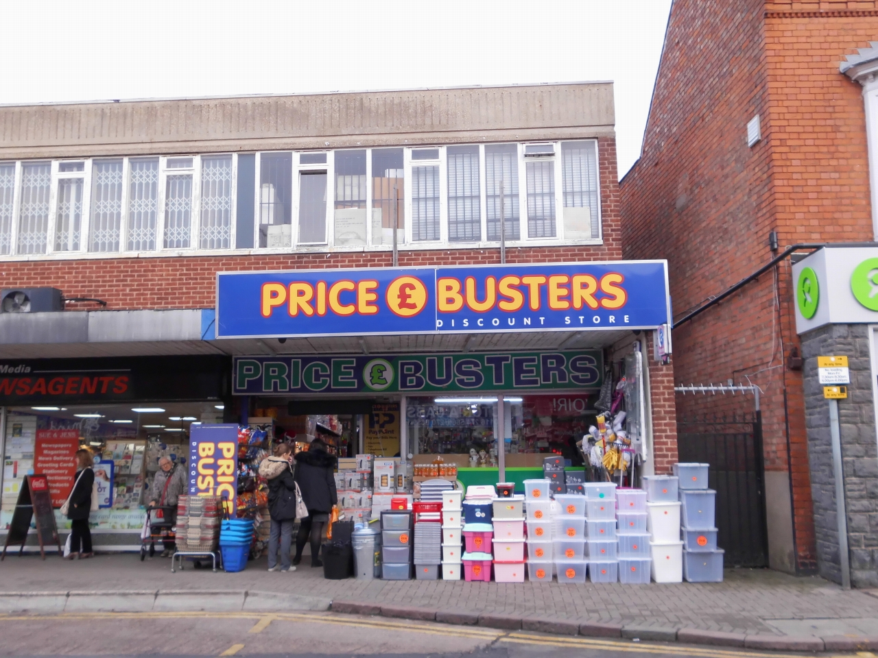 Convenience Store To Let in Leicester - Photograph 1.