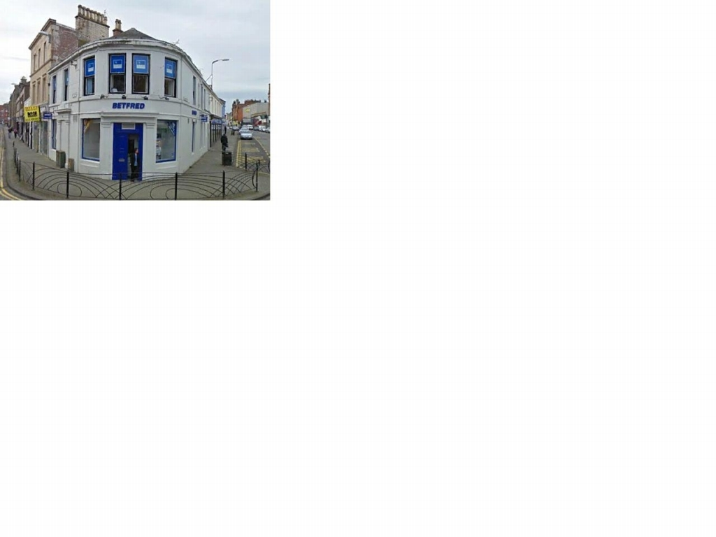 Shop SSTC in Ayr - Photograph 1.