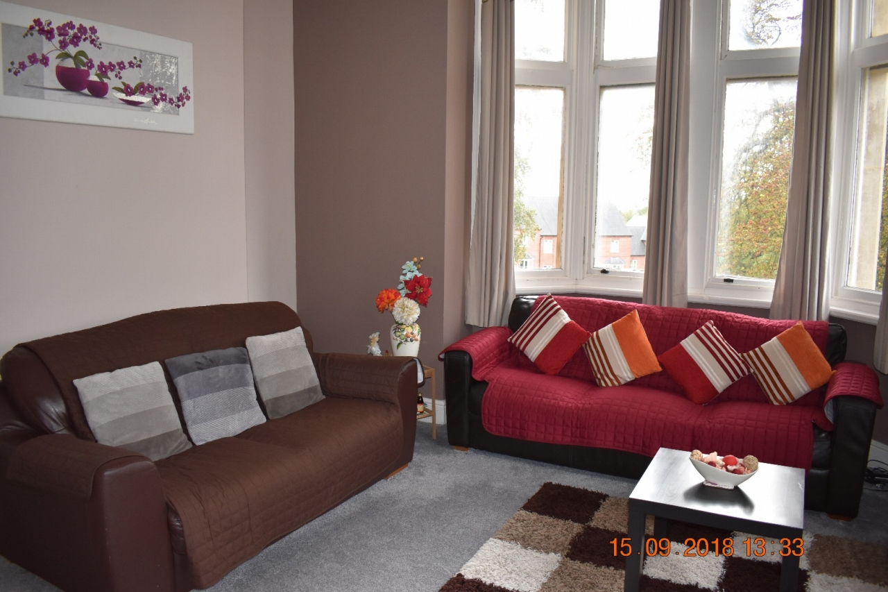 2 bedroom apartment flat/apartment SSTC in Leicester - Photograph 7.