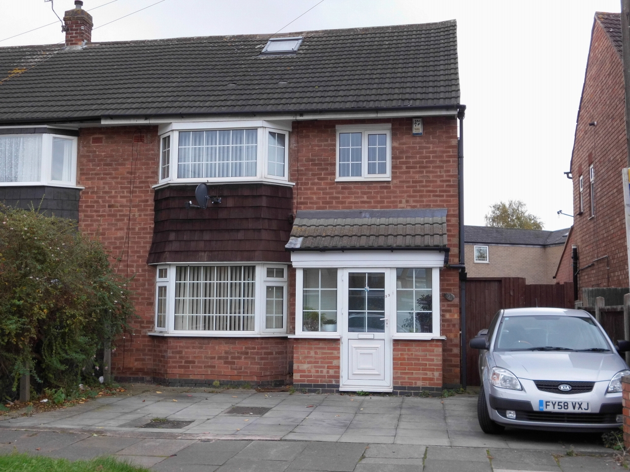 3 bedroom barn conversion house SSTC in Leicester - Photograph 1.