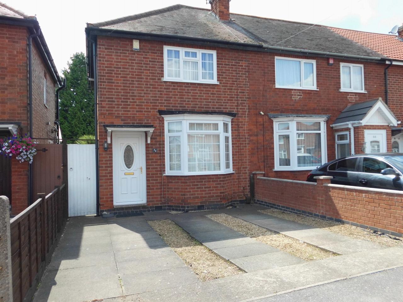 64 Woodbridge Road, Leicester
