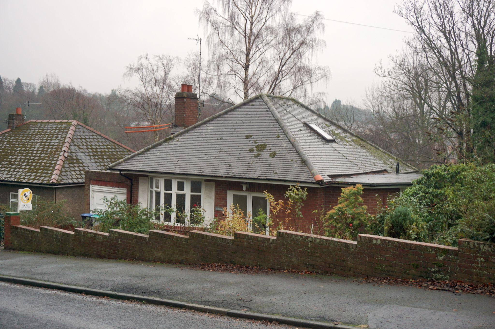 2 Bedroom Detached Bungalow For Sale - Front Exterior