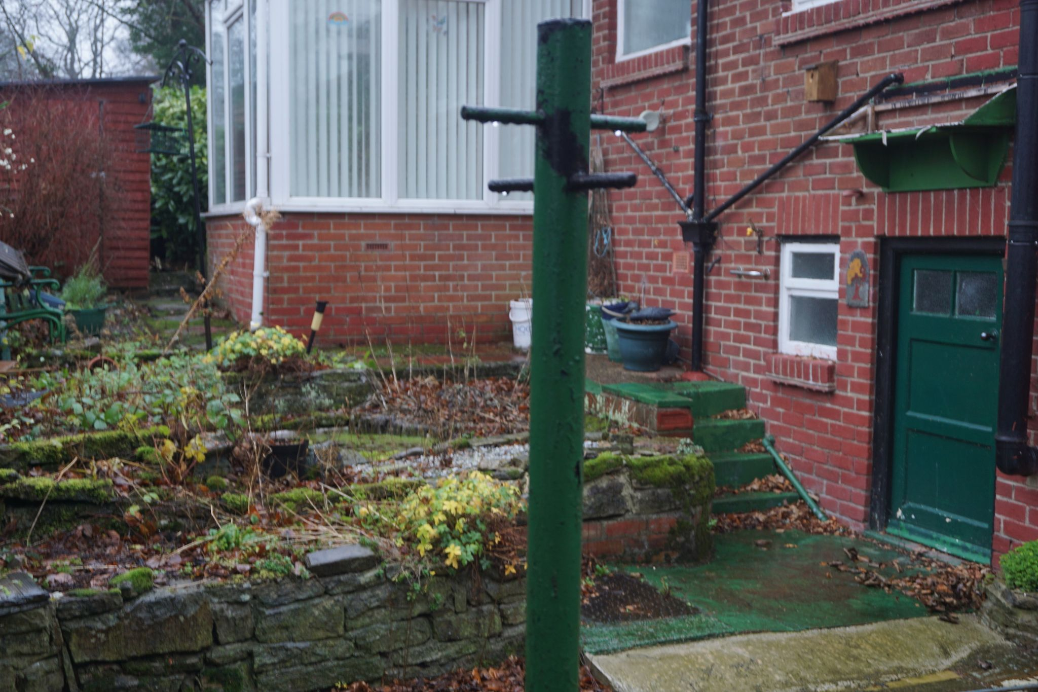 2 Bedroom Detached Bungalow For Sale - Rear Garden