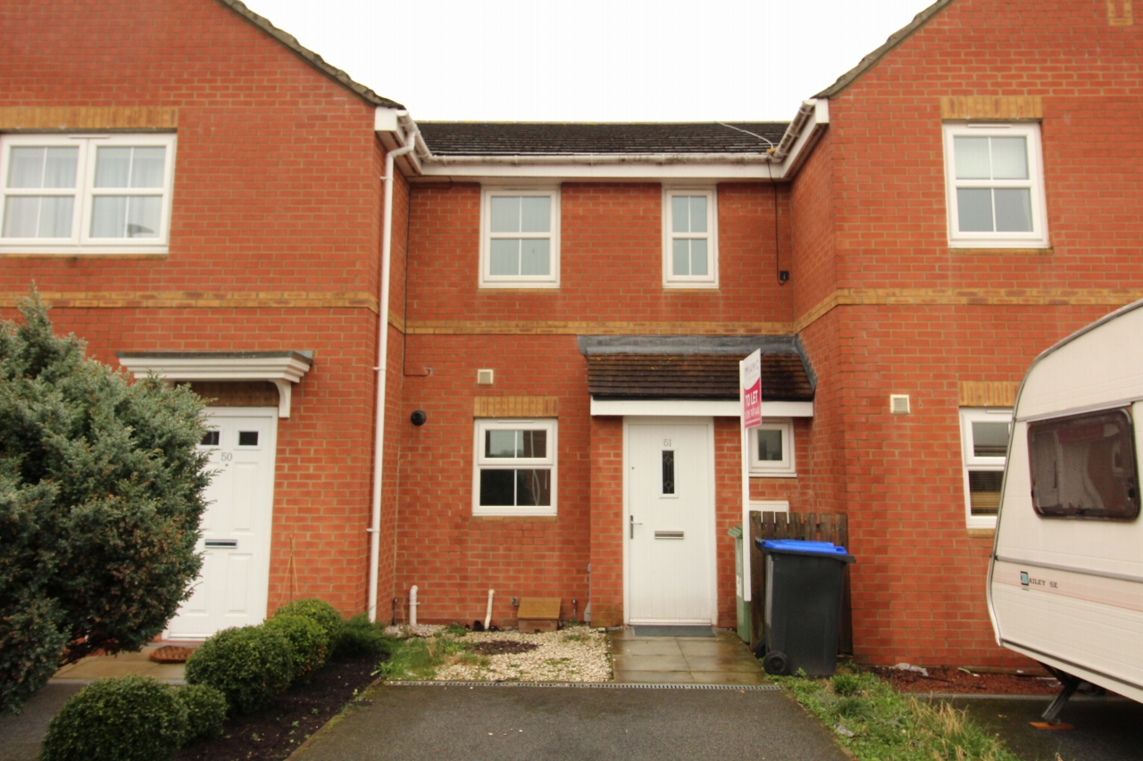 2 bedroom mid terraced house Let in Bishop Auckland - Photograph 1.