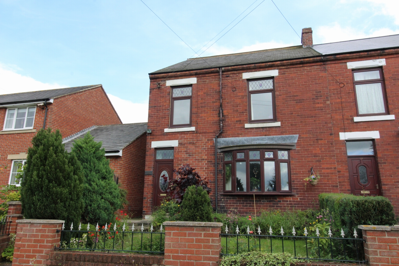 3 bedroom end terraced house For Sale in Esh Winning - Photograph 1.
