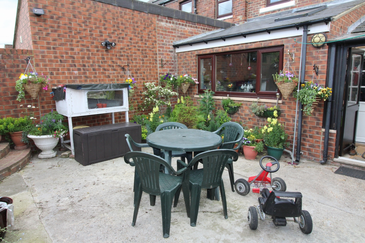 3 bedroom end terraced house For Sale in Esh Winning - Photograph 9.