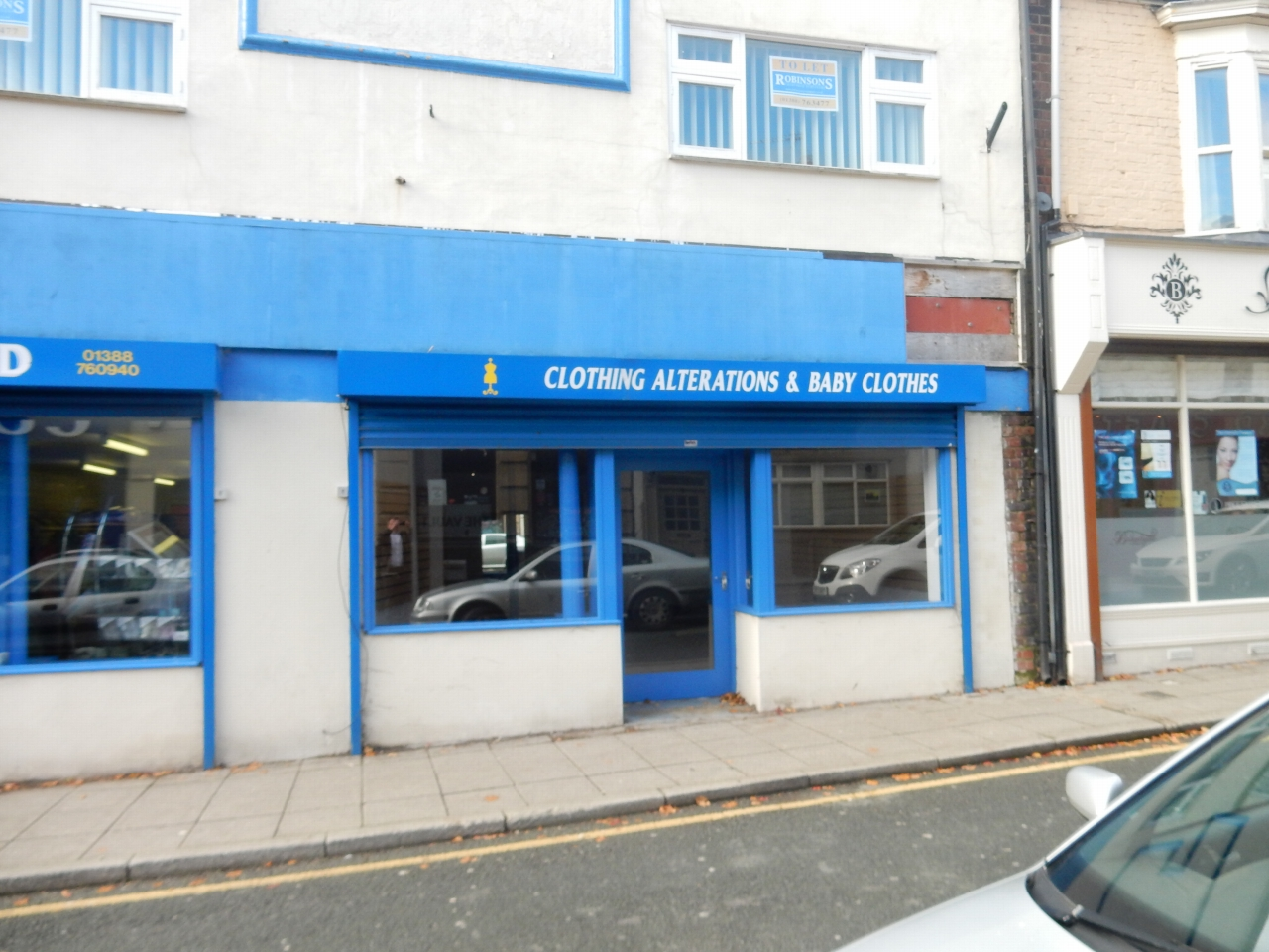 Shop Let Agreed in Crook - Photograph 1.