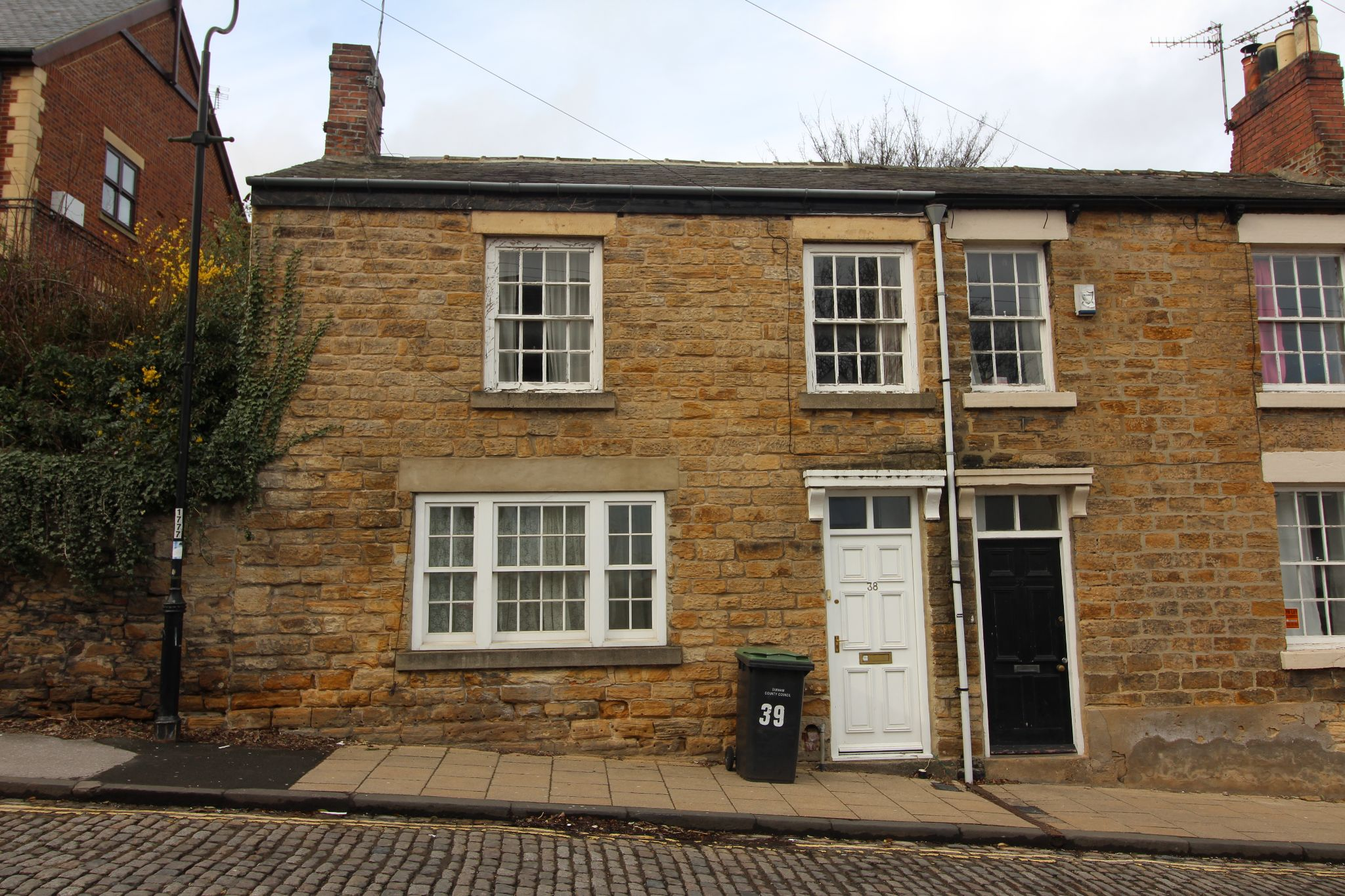4 bedroom shared house Let in Durham City - Photograph 1.