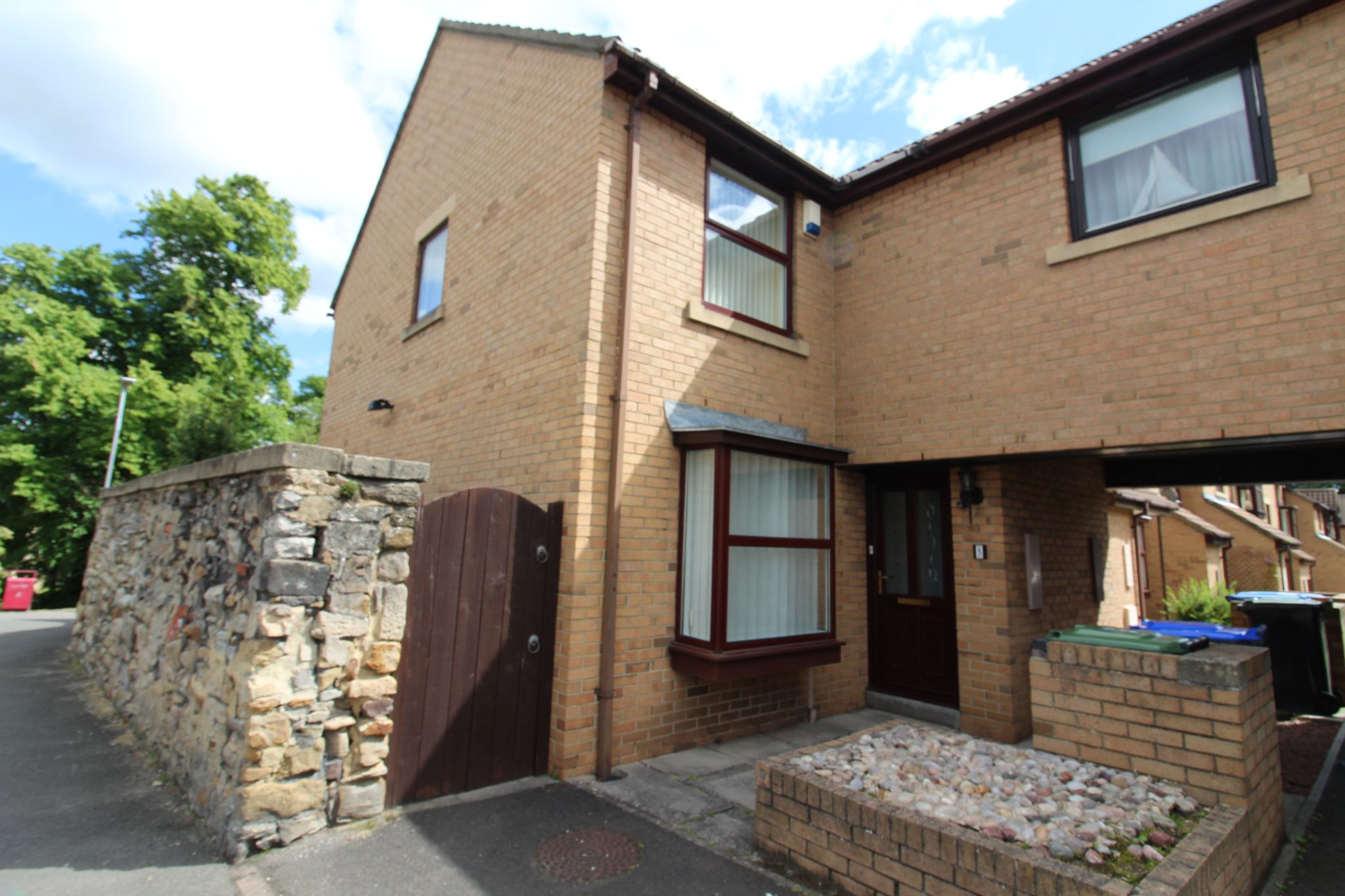 2 bedroom end terraced house To Let in Chester Le Street - Photograph 1.