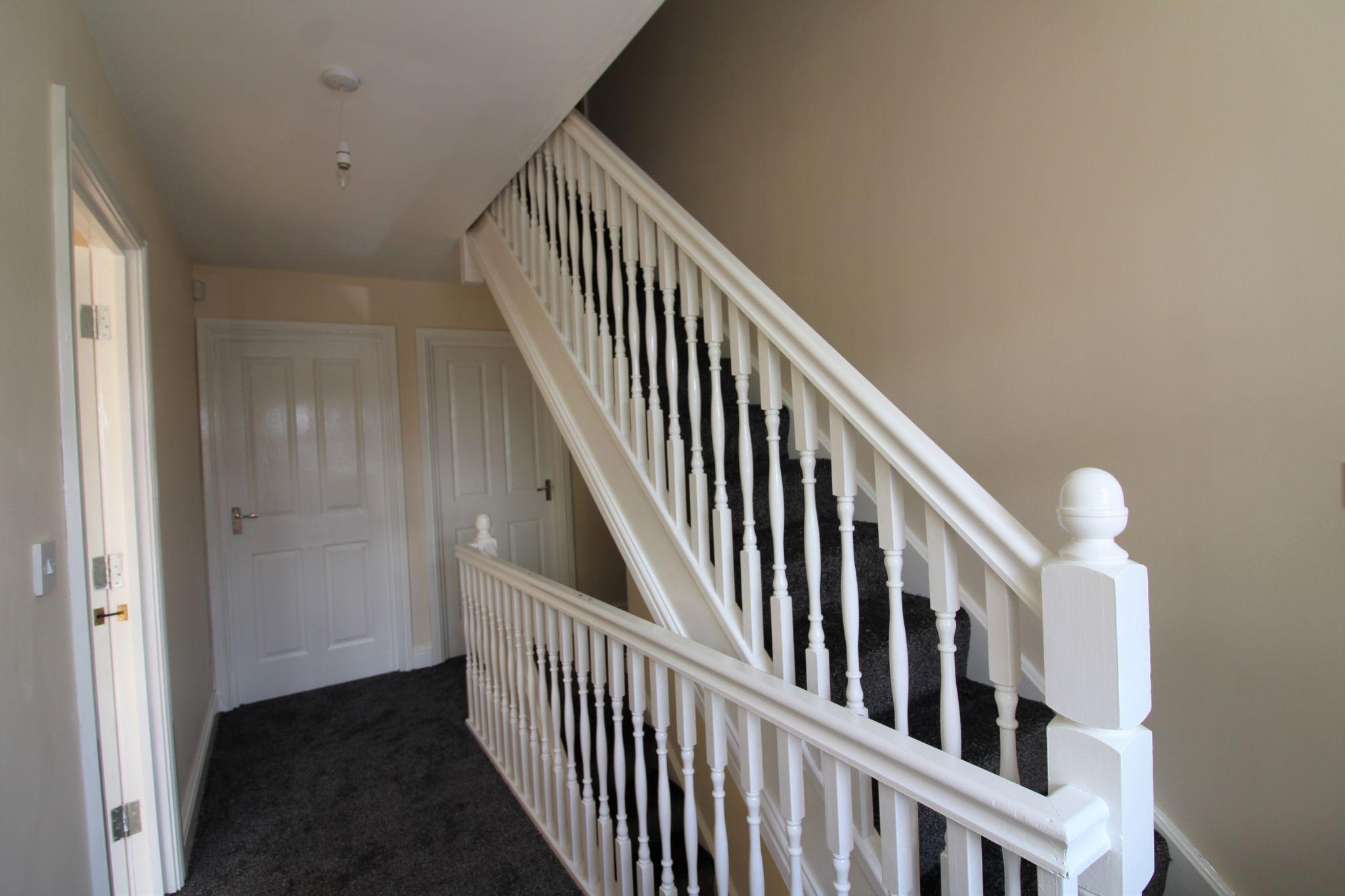 7 bedroom detached house Sale Agreed in Sunniside - Hallway to second floor.