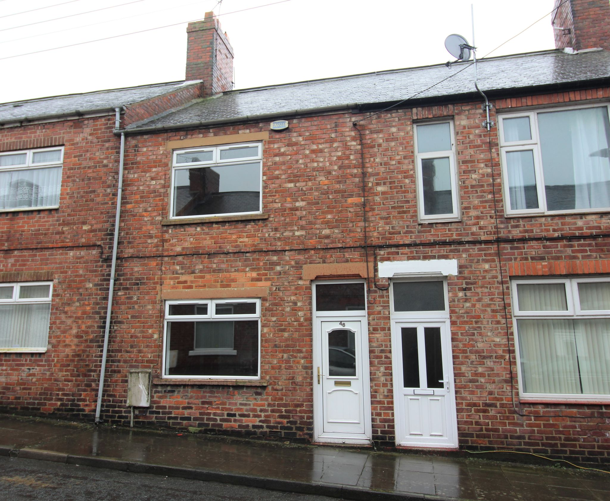 3 bedroom mid terraced house To Let in Ferryhill - 46 Arthur Street.