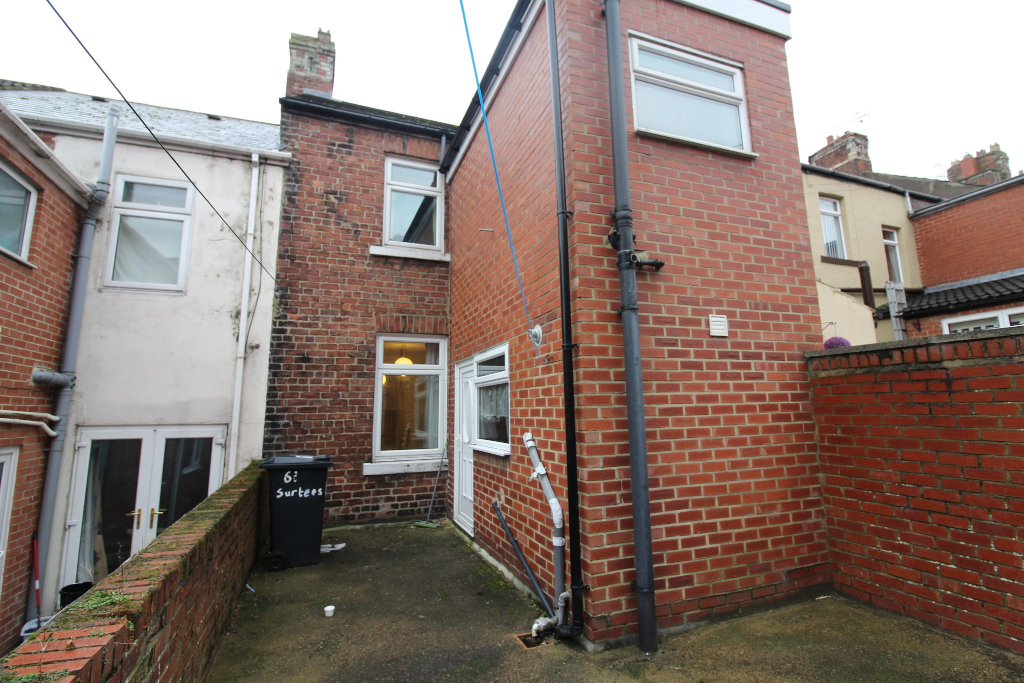 2 bedroom mid terraced house Let in Bishop Auckland - Photograph 16.