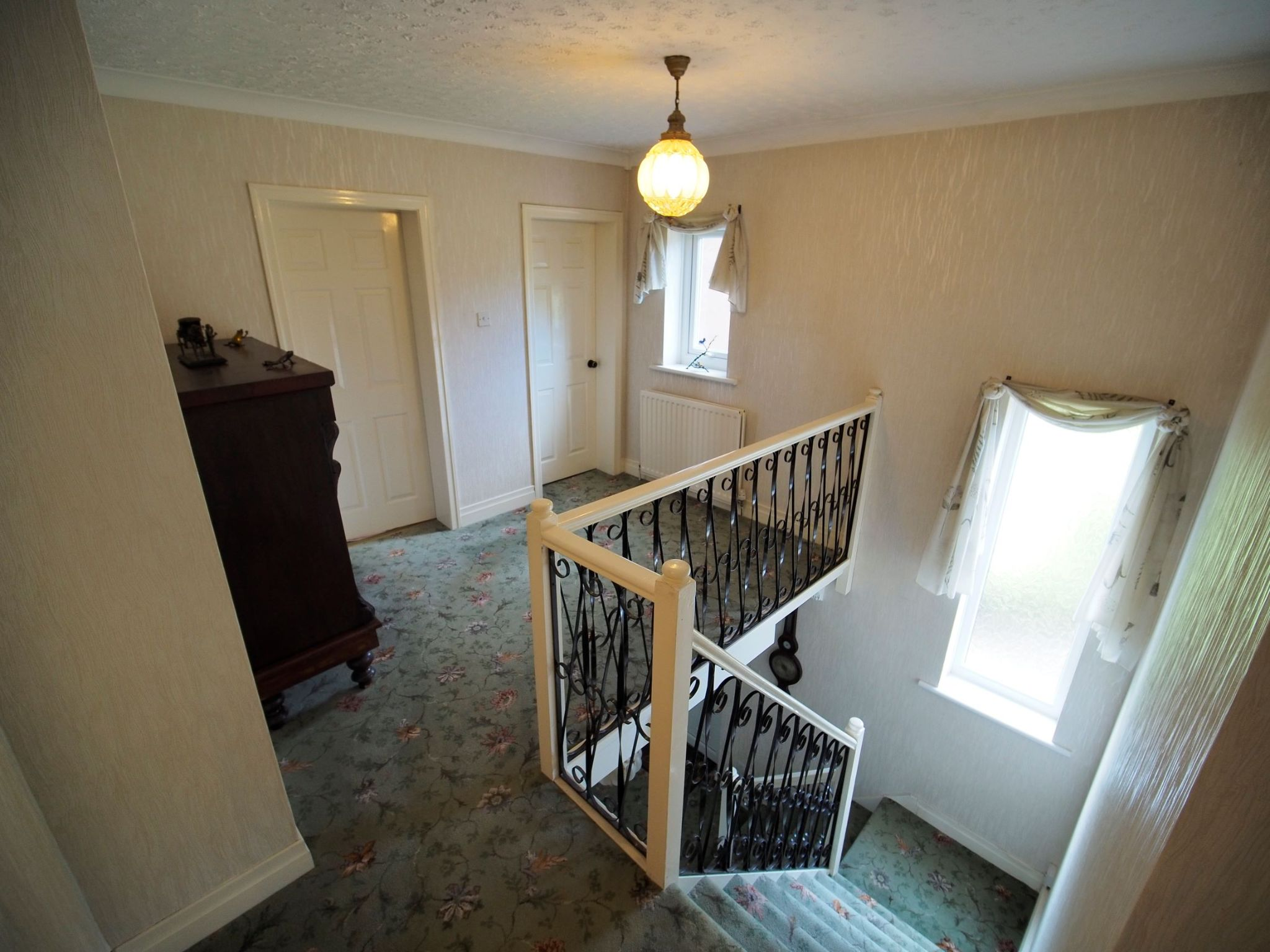 4 bedroom detached house For Sale in Willington - Upstairs Landing.