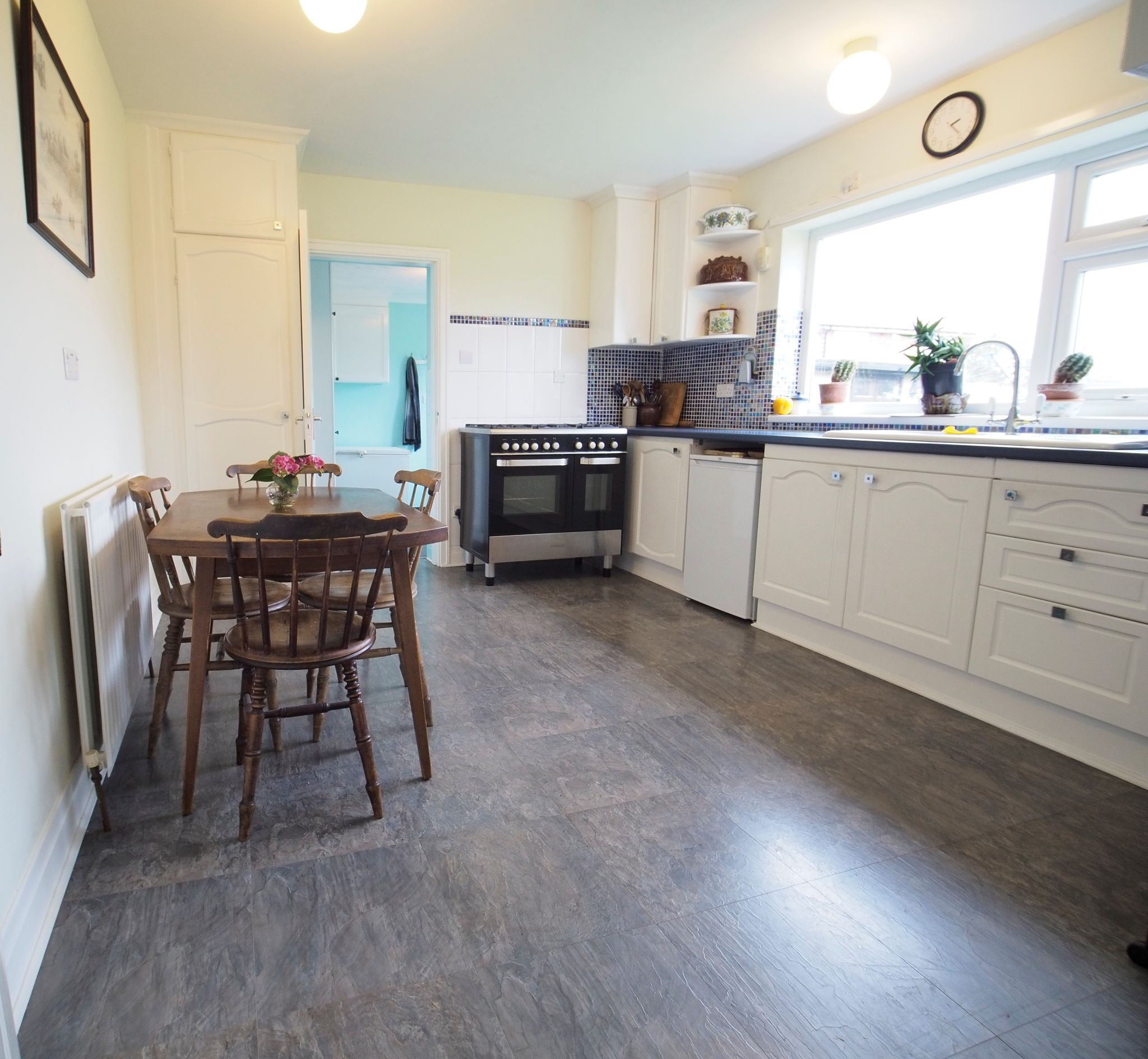 4 bedroom detached house For Sale in Willington - Kitchen/Breakfast.