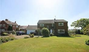 4 bedroom detached house For Sale in Willington - View from front.
