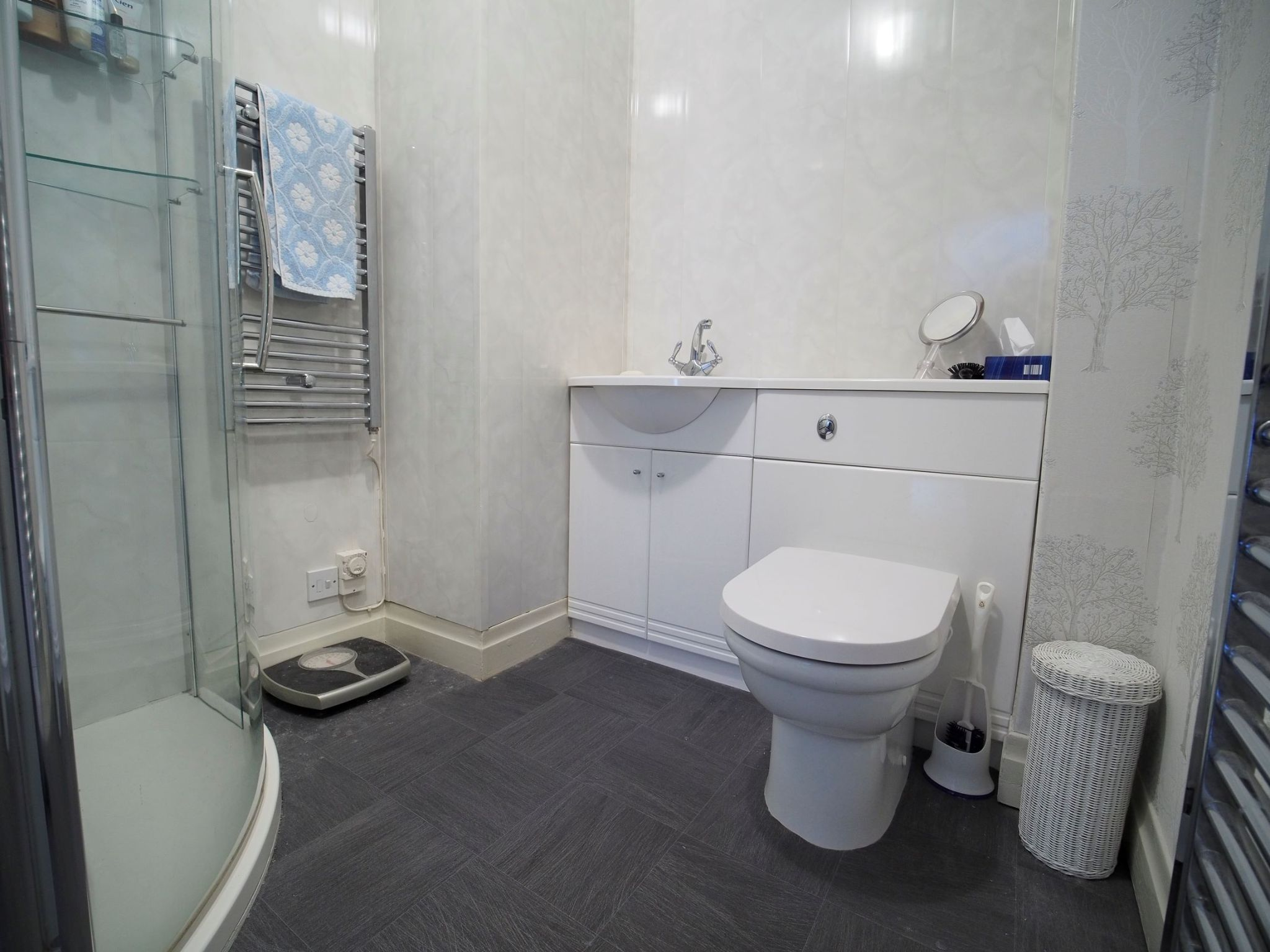4 bedroom detached house For Sale in Willington - En suite Shower Room.