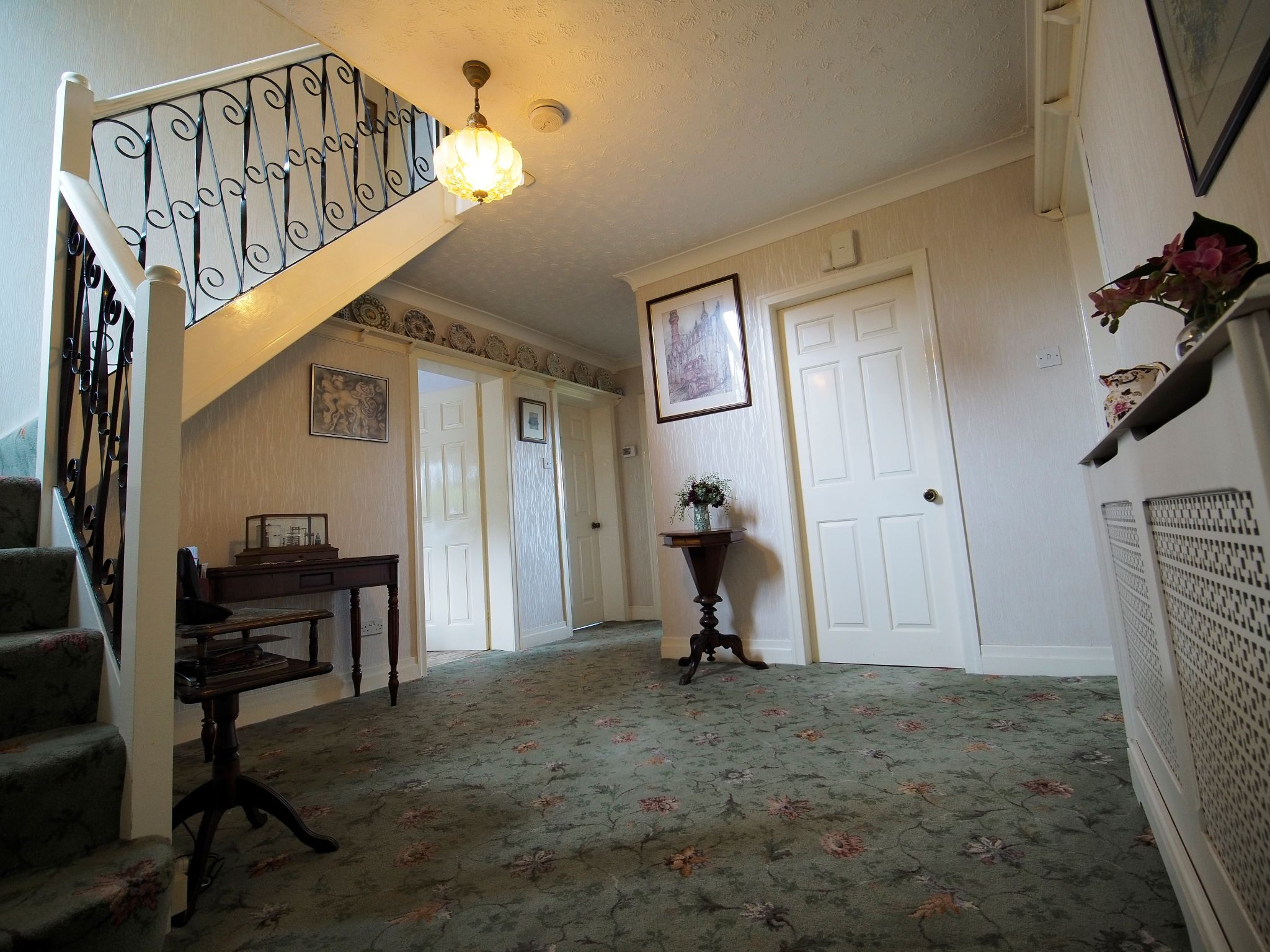 4 bedroom detached house For Sale in Willington - Entrance Hall.