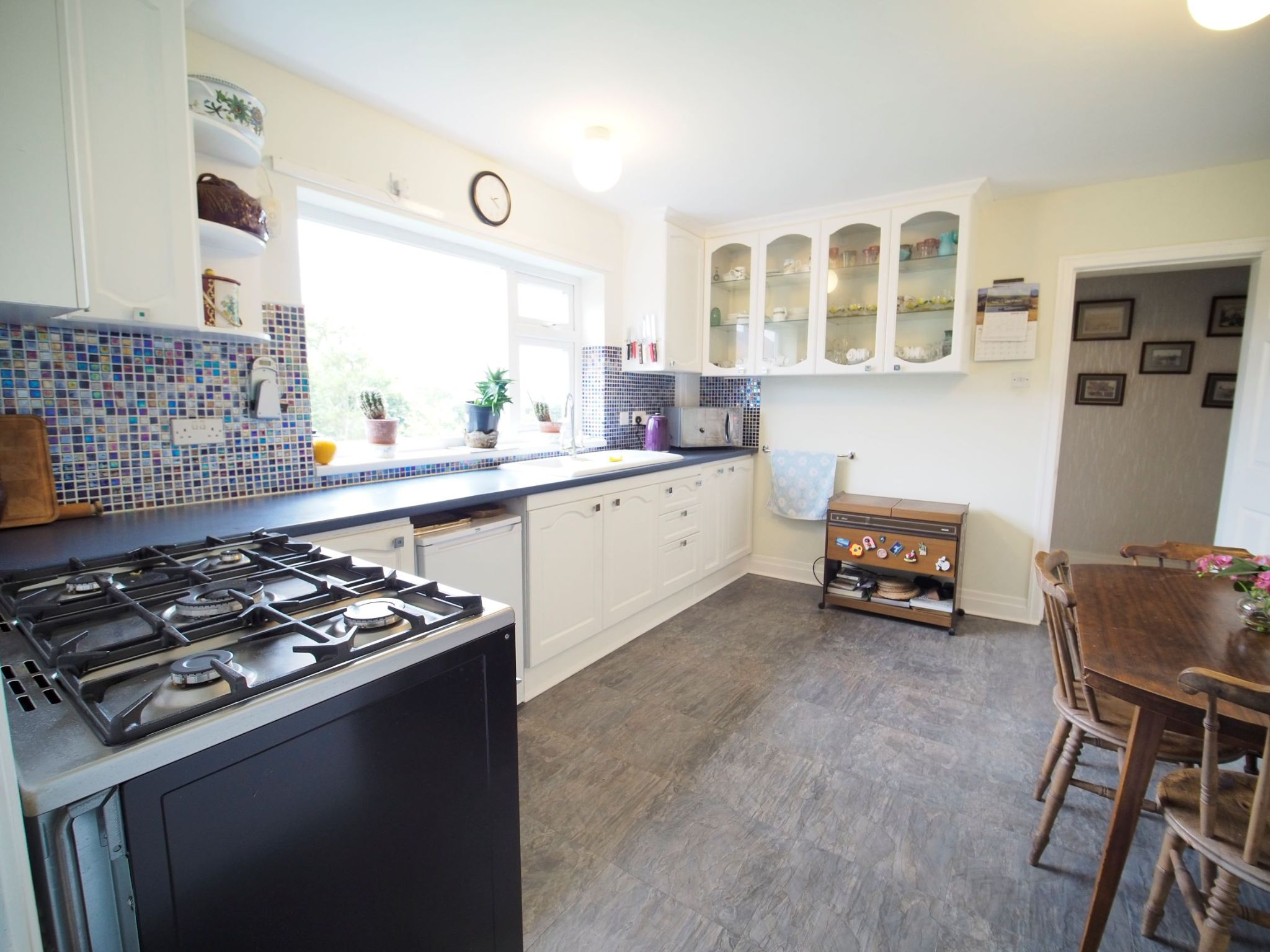 4 bedroom detached house For Sale in Willington - Kitchen.