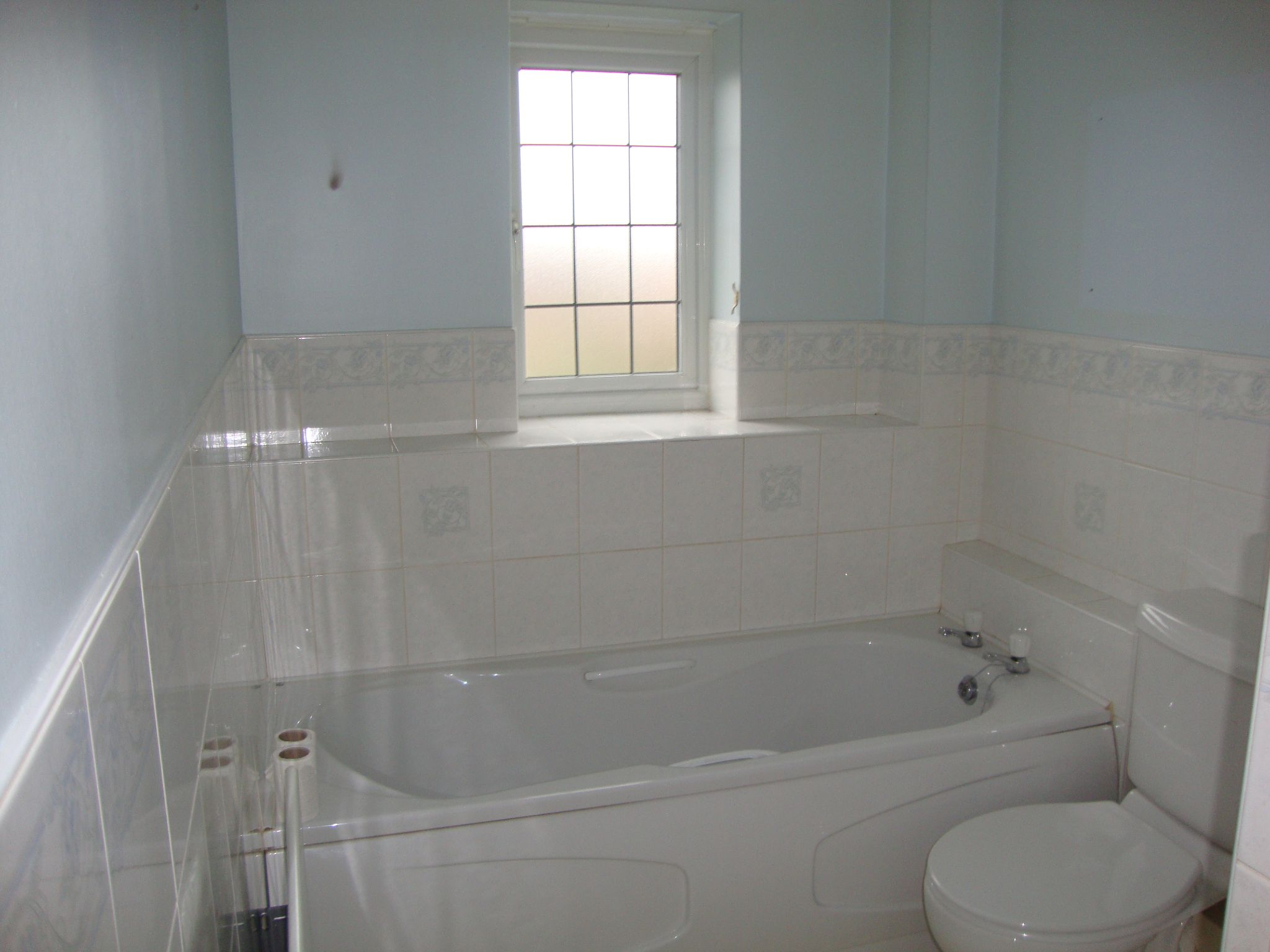 4 bedroom detached house For Sale in Durham - Family Bathroom.